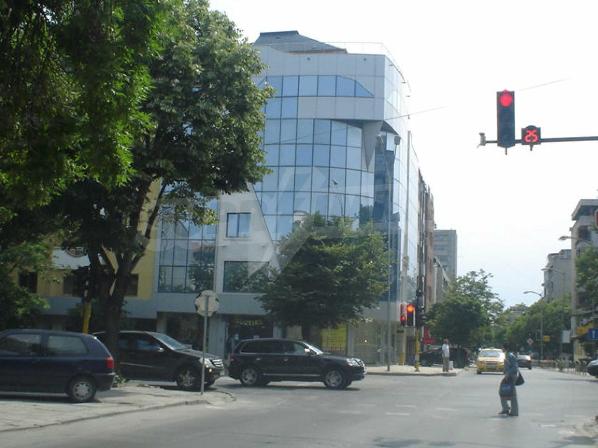 Geräumiges Büro im Zentrum von Varna