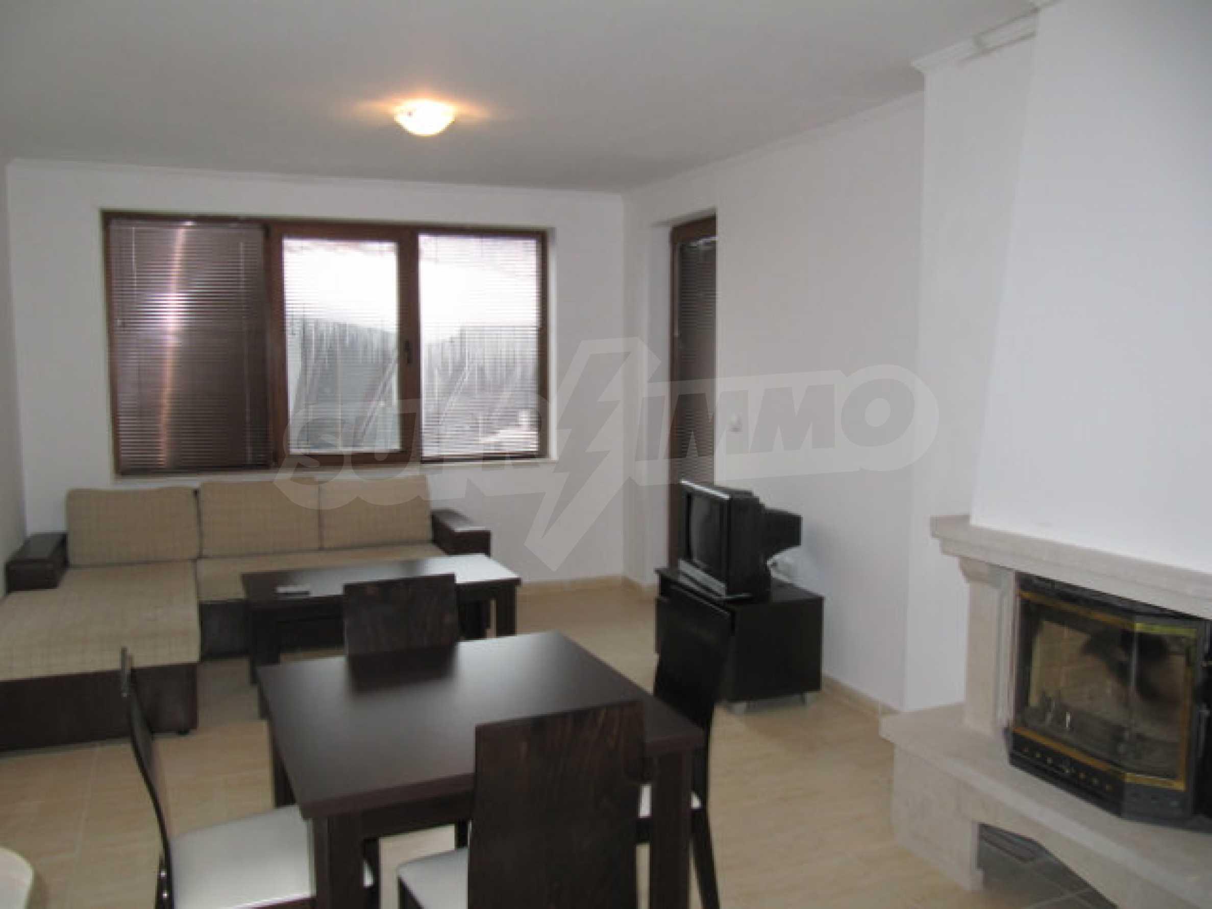 Двухкомнатная квартира в комплексе «Гранд Монастери» 11