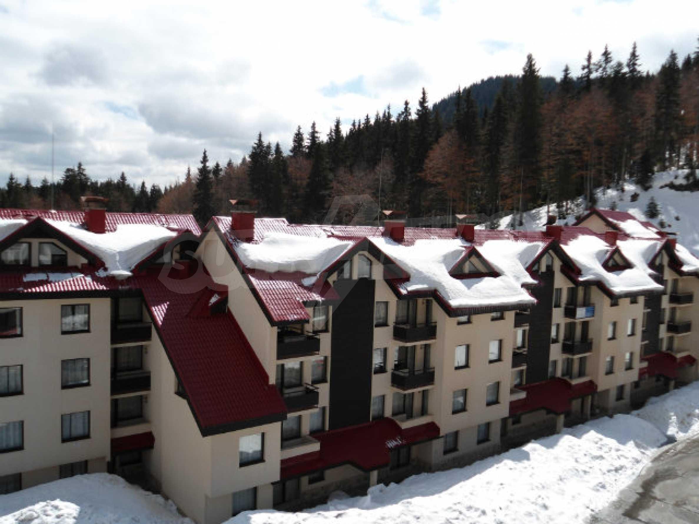 """Wohnung in """"Kloster 3"""" -Komplex 16"""