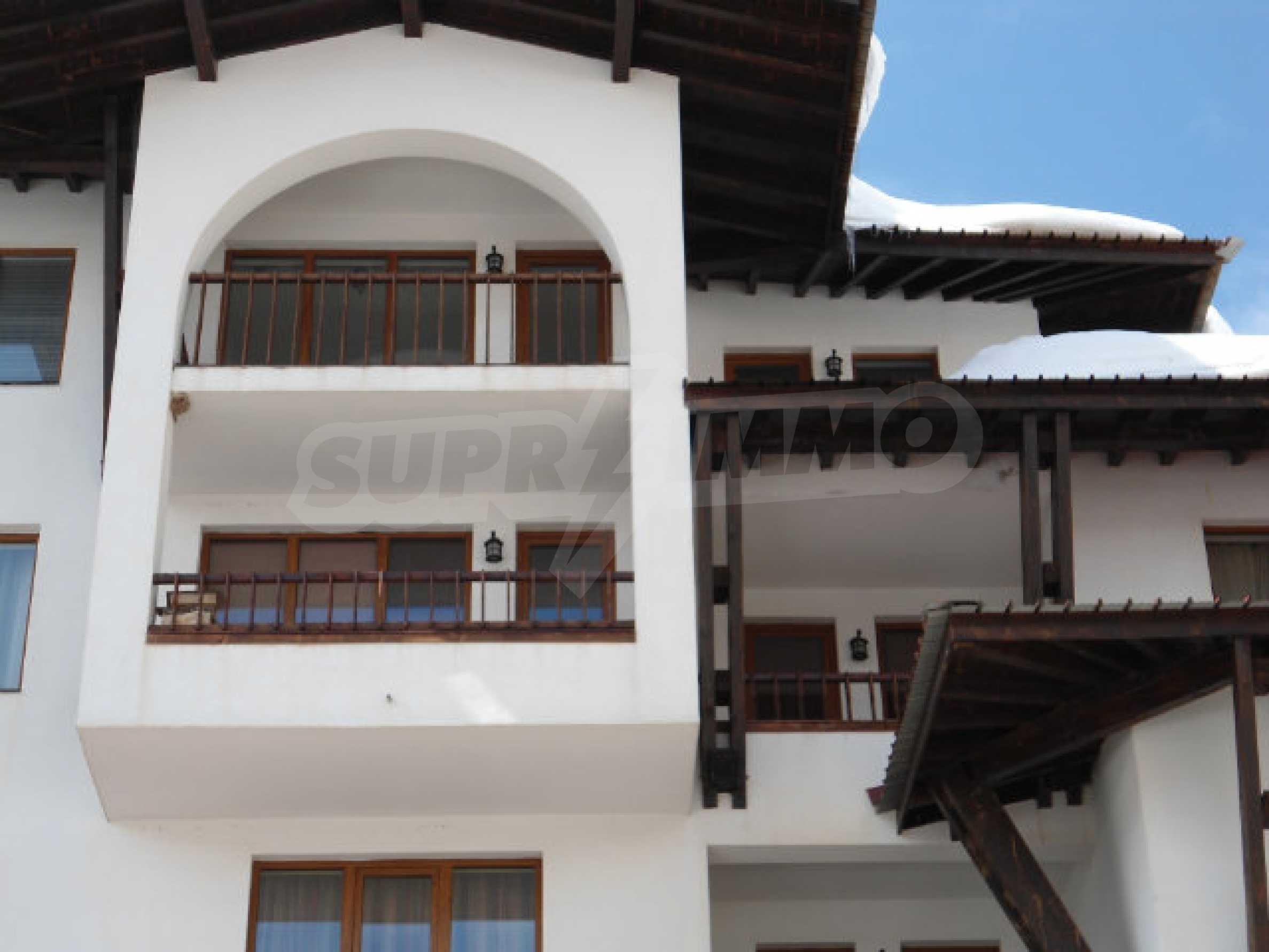 """Wohnung in """"Kloster 3"""" -Komplex 2"""