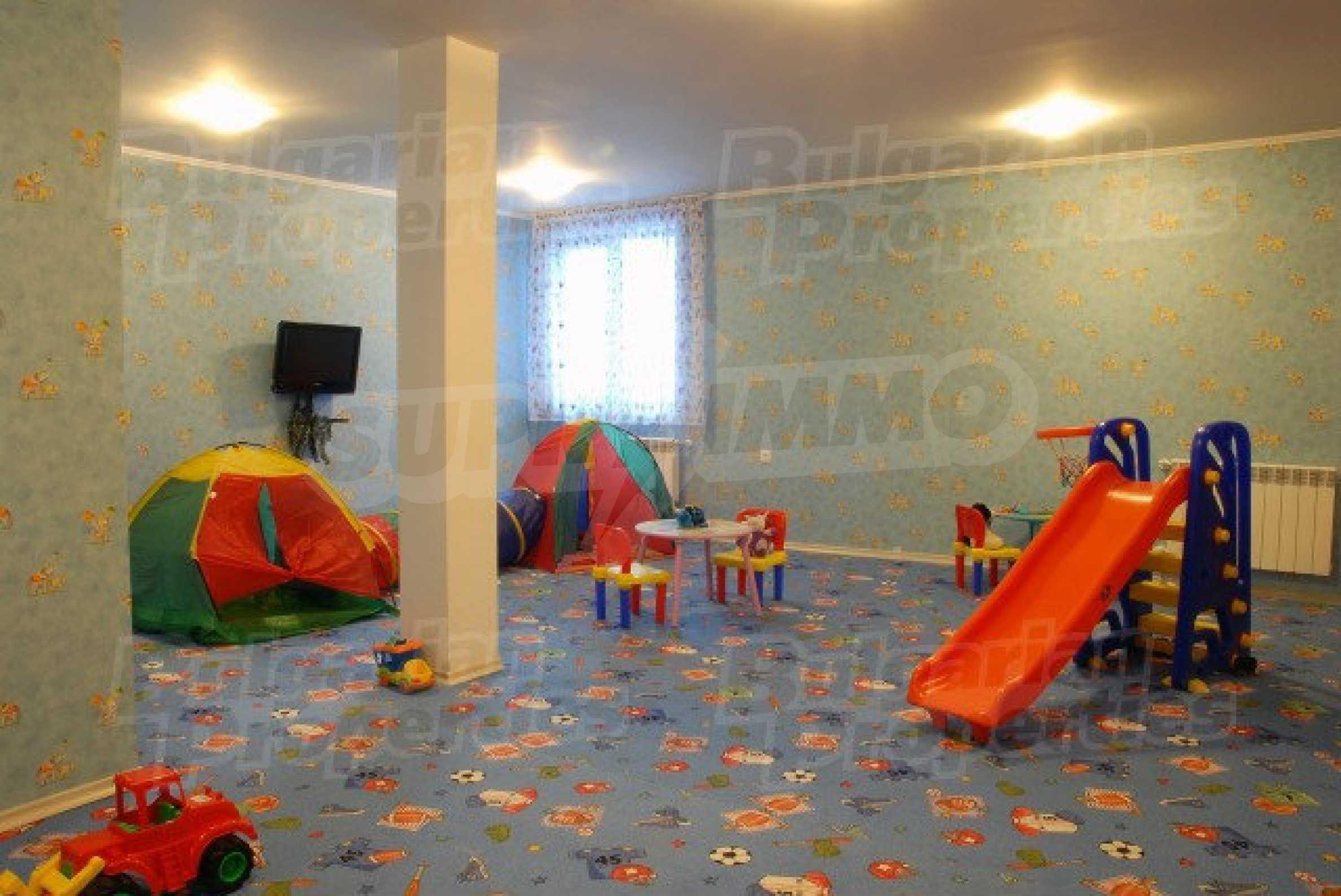 """Studio zum Verkauf im Komplex """"Forrest Nuk"""" in Pamporovo 15"""