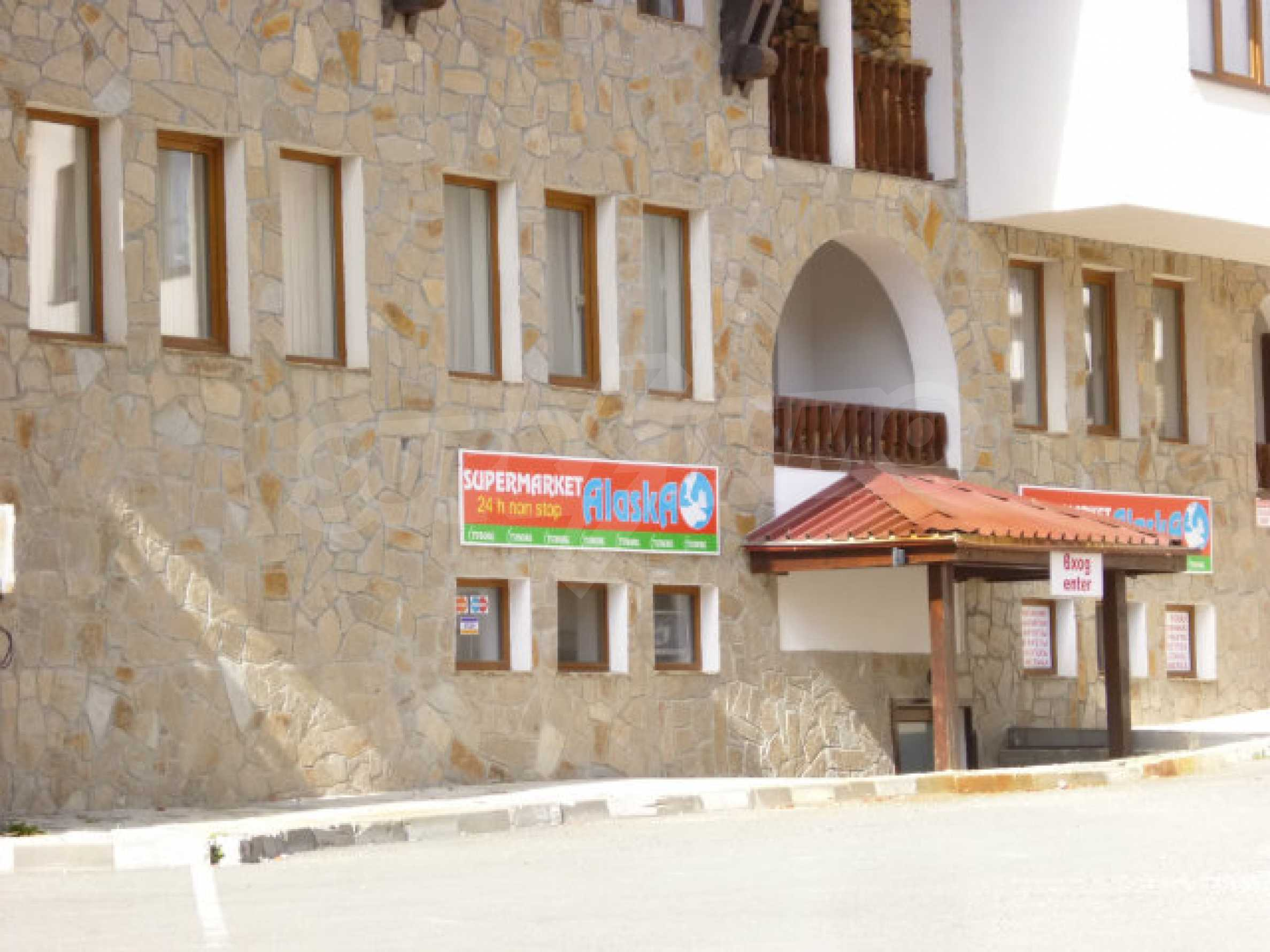 Cozy two-bedroom apartment in apart-hotel Monastery 3 in Pamporovo 20
