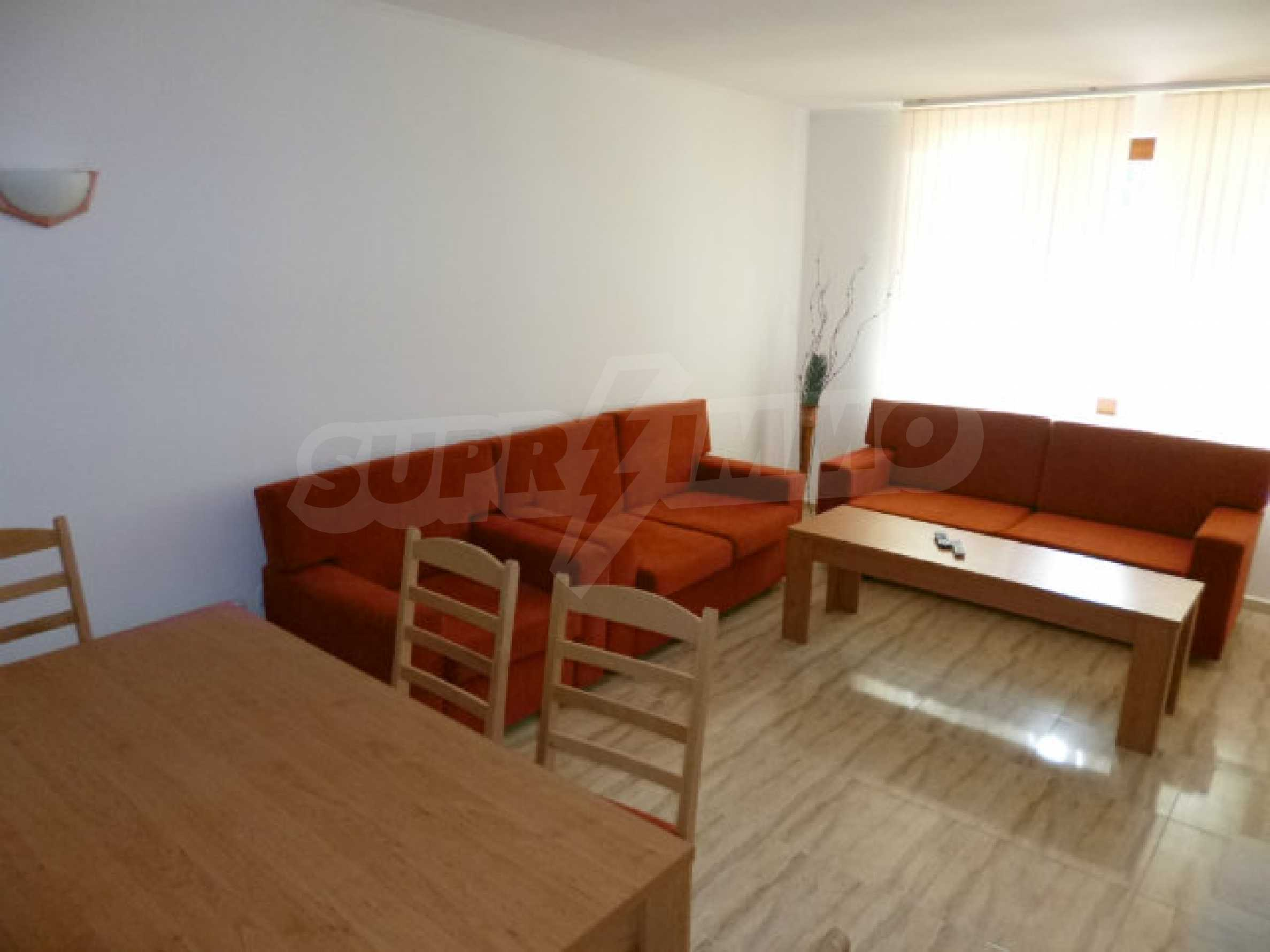 Cozy two-bedroom apartment in apart-hotel Monastery 3 in Pamporovo 2