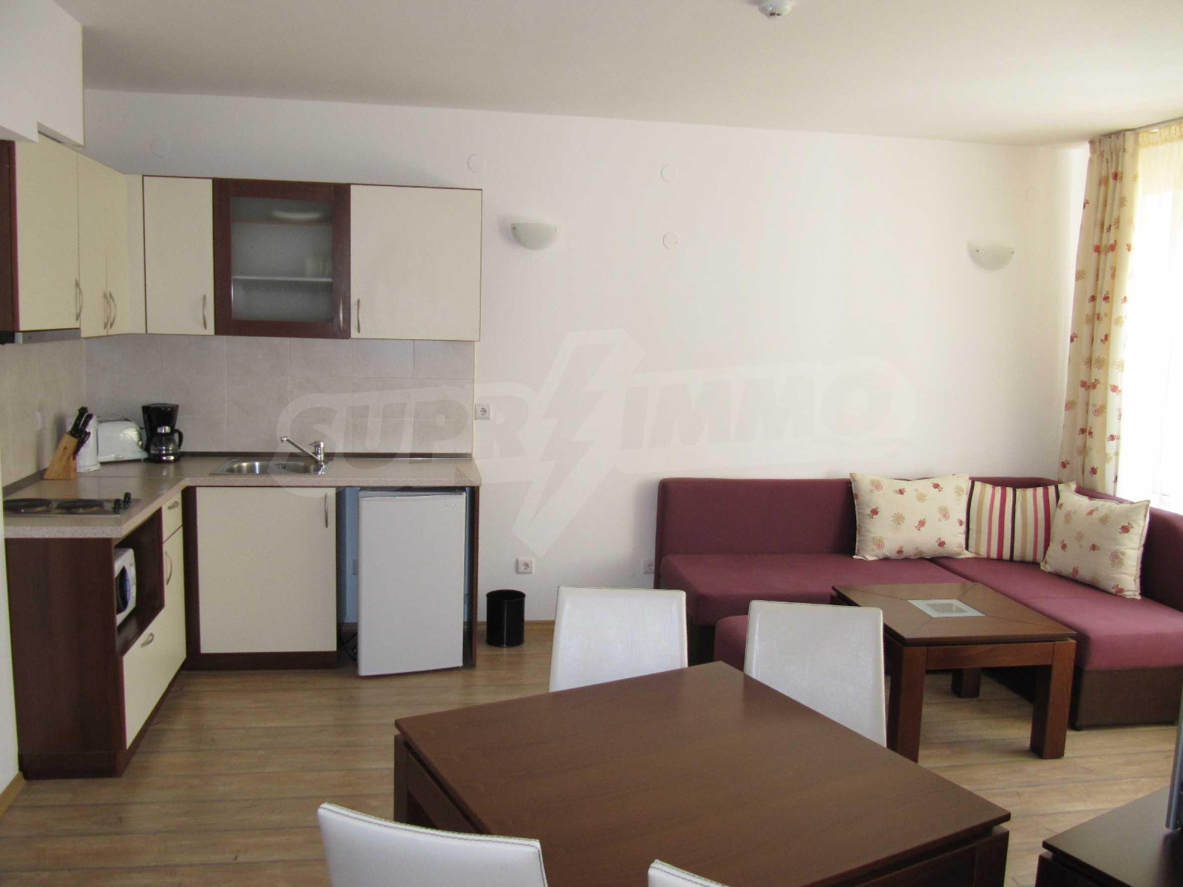 Уютная квартира в горнолыжном курорте Пампорово 1