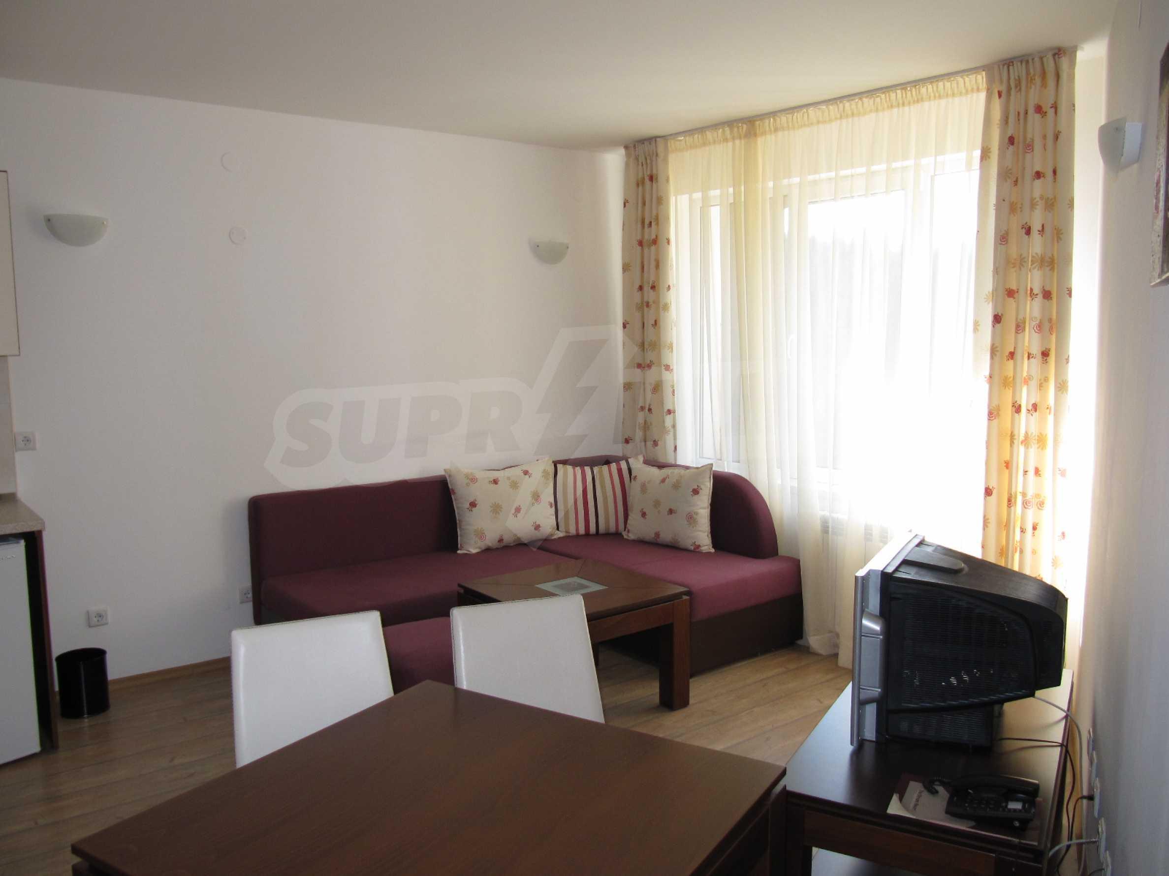 Уютная квартира в горнолыжном курорте Пампорово 2