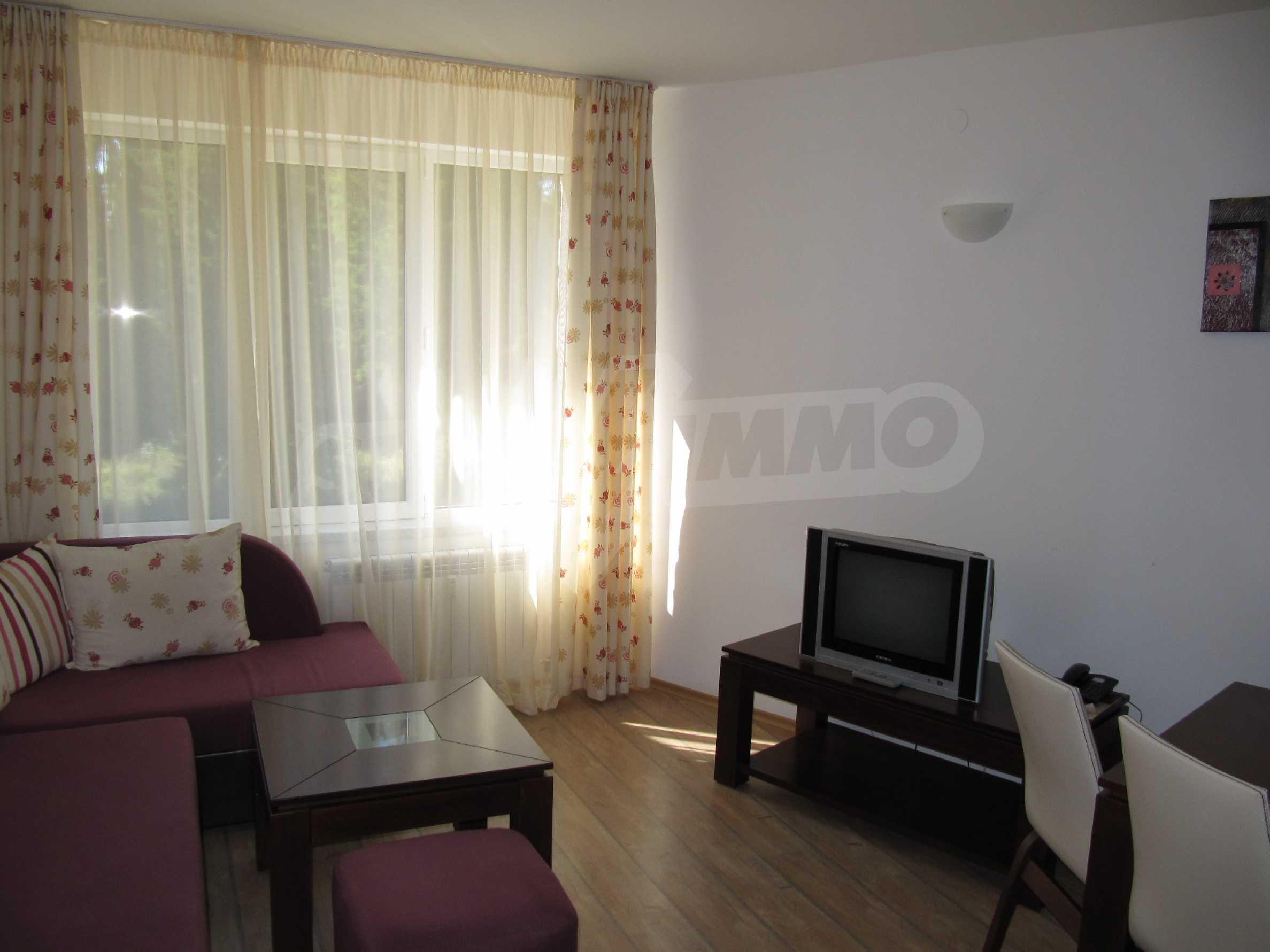 Уютная квартира в горнолыжном курорте Пампорово 3