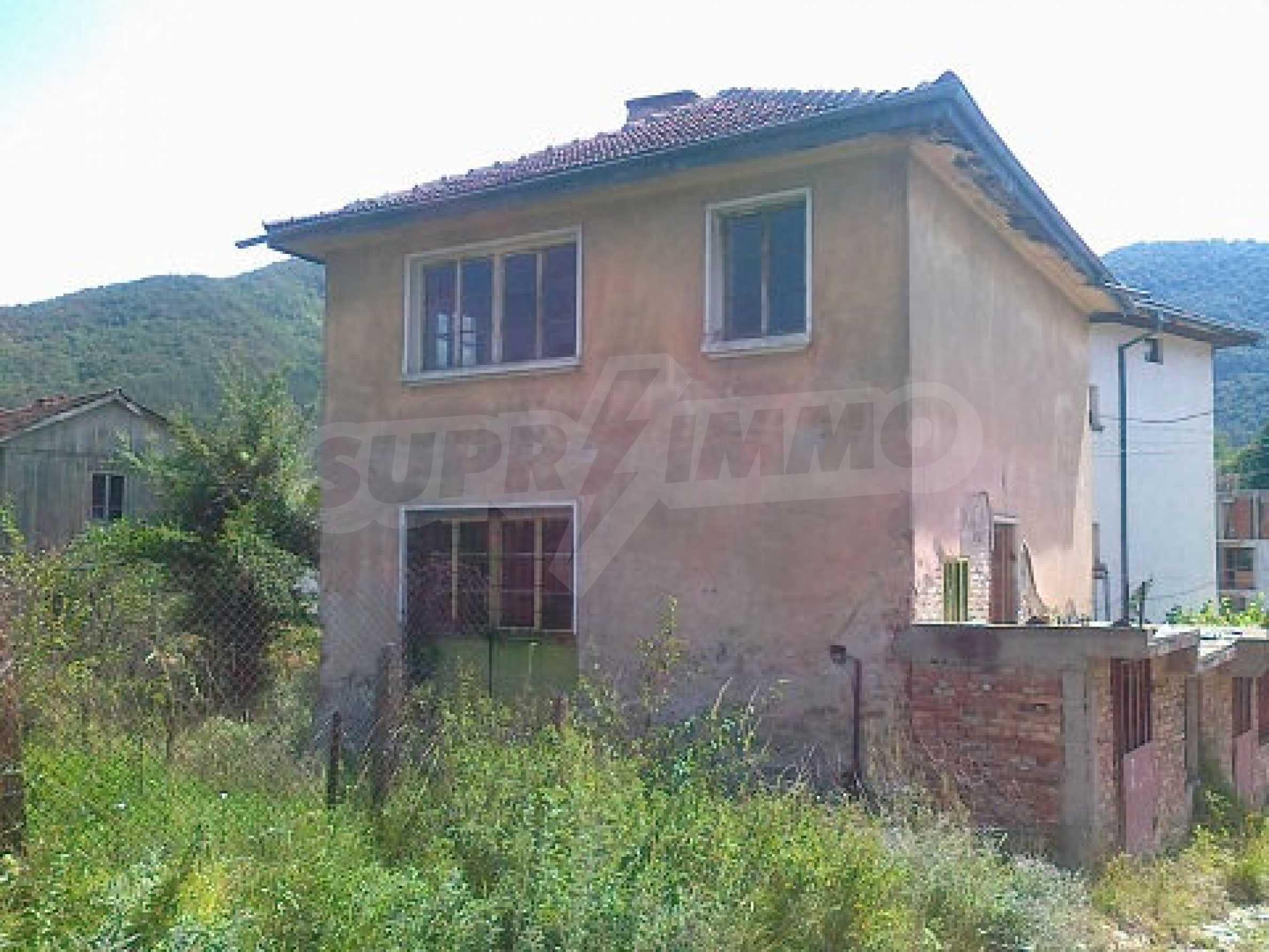 Two-storey house 25 km away from Smolyan 1