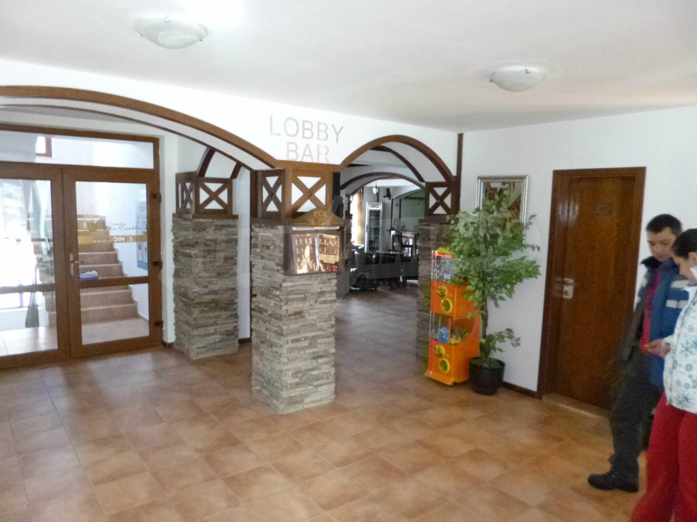 Cozy studio in the luxury gated complex Castle 10
