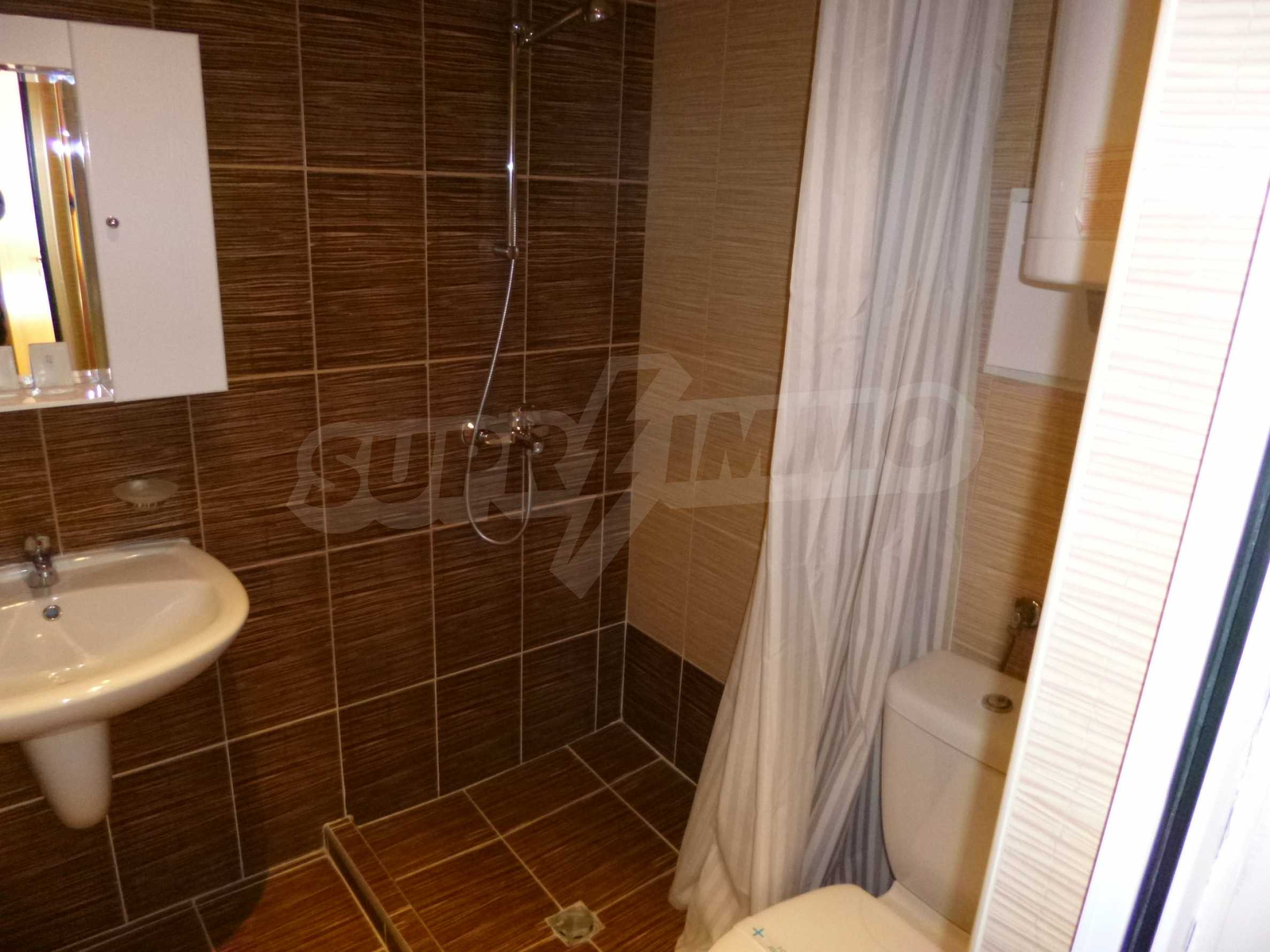 Elegant fully equipped and furnished 1-bedroom apartment in the gated complex Lucky Pamporovo 10