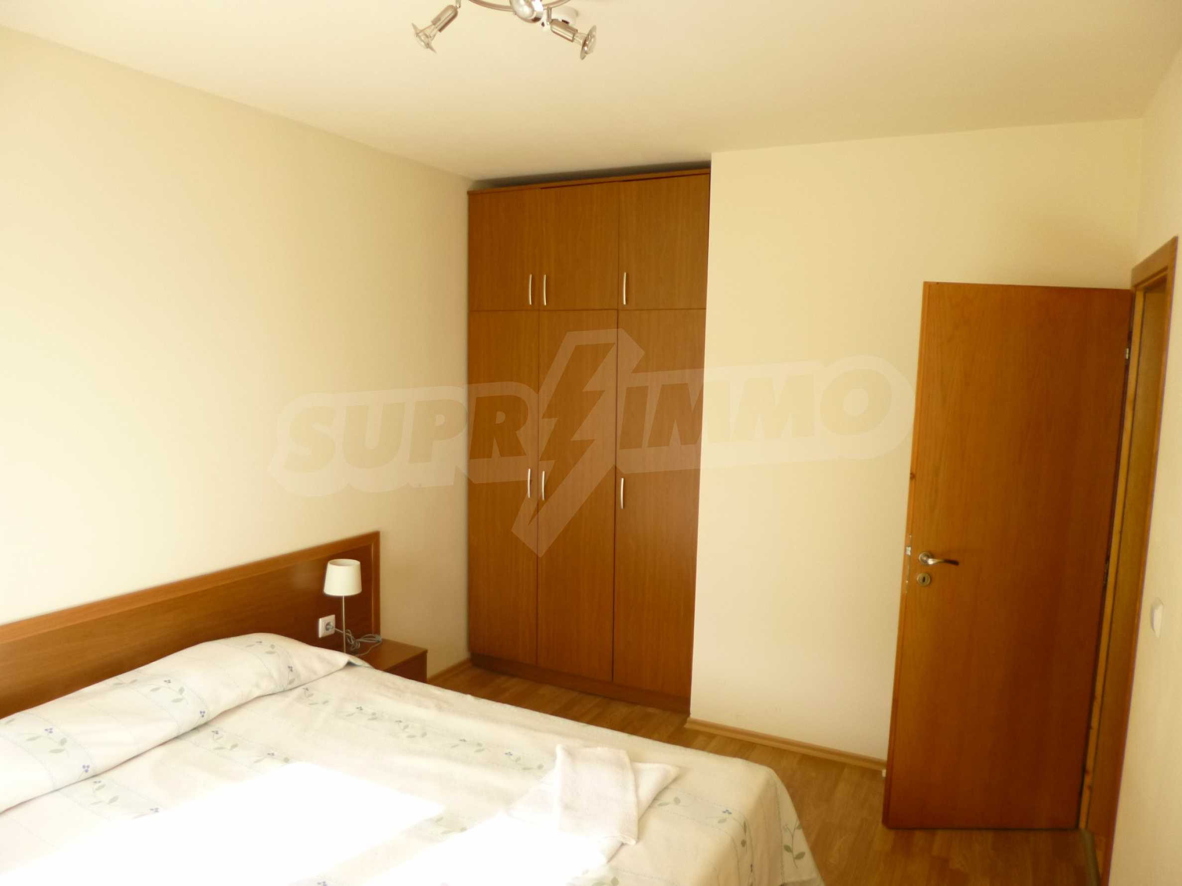 """Elegant möblierte und möblierte 1-Zimmer-Wohnung in einer geschlossenen Anlage """"Lucky Pamporovo"""" 8"""