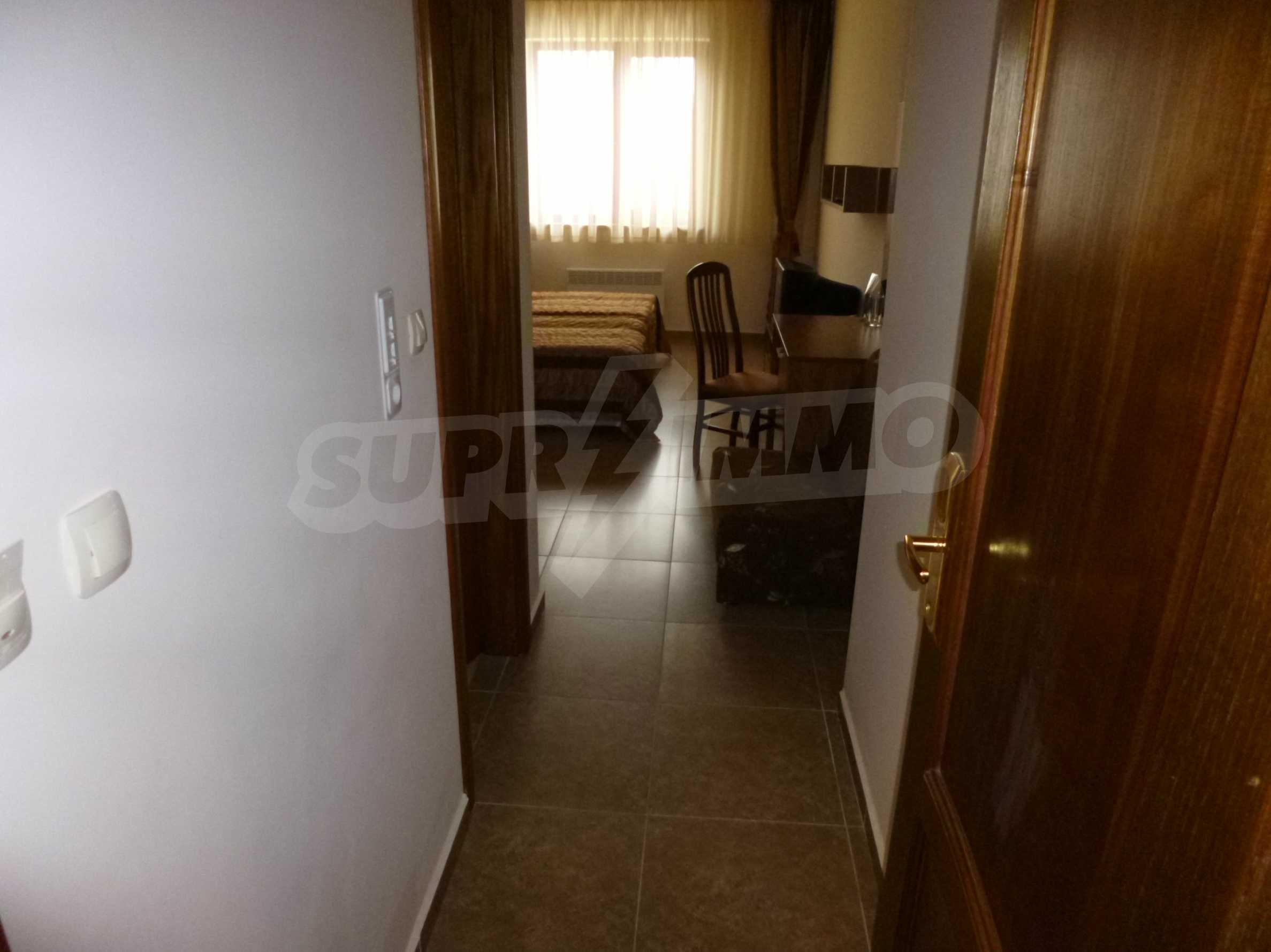 Luxury furnished studio in SPA Hotel Perelik Palace 12