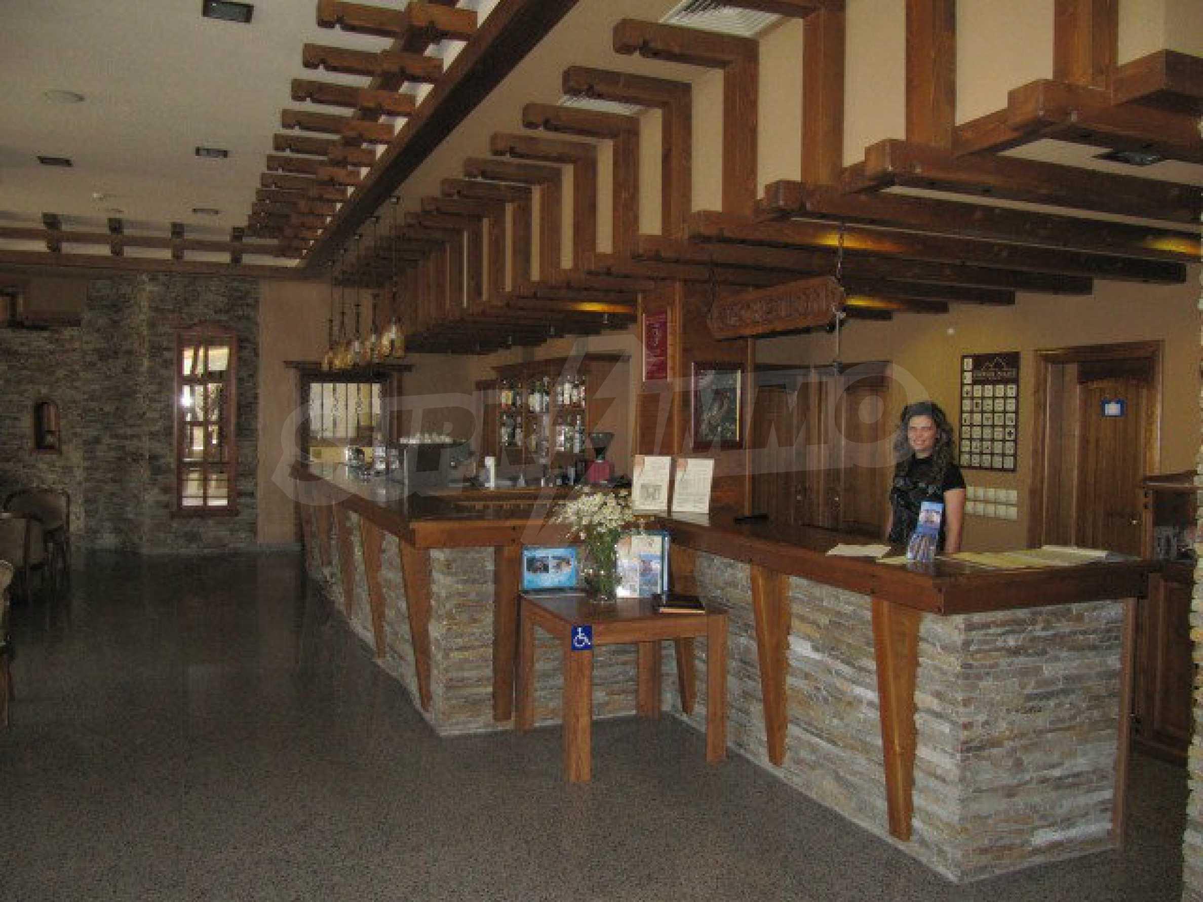 Luxury furnished studio in SPA Hotel Perelik Palace 13