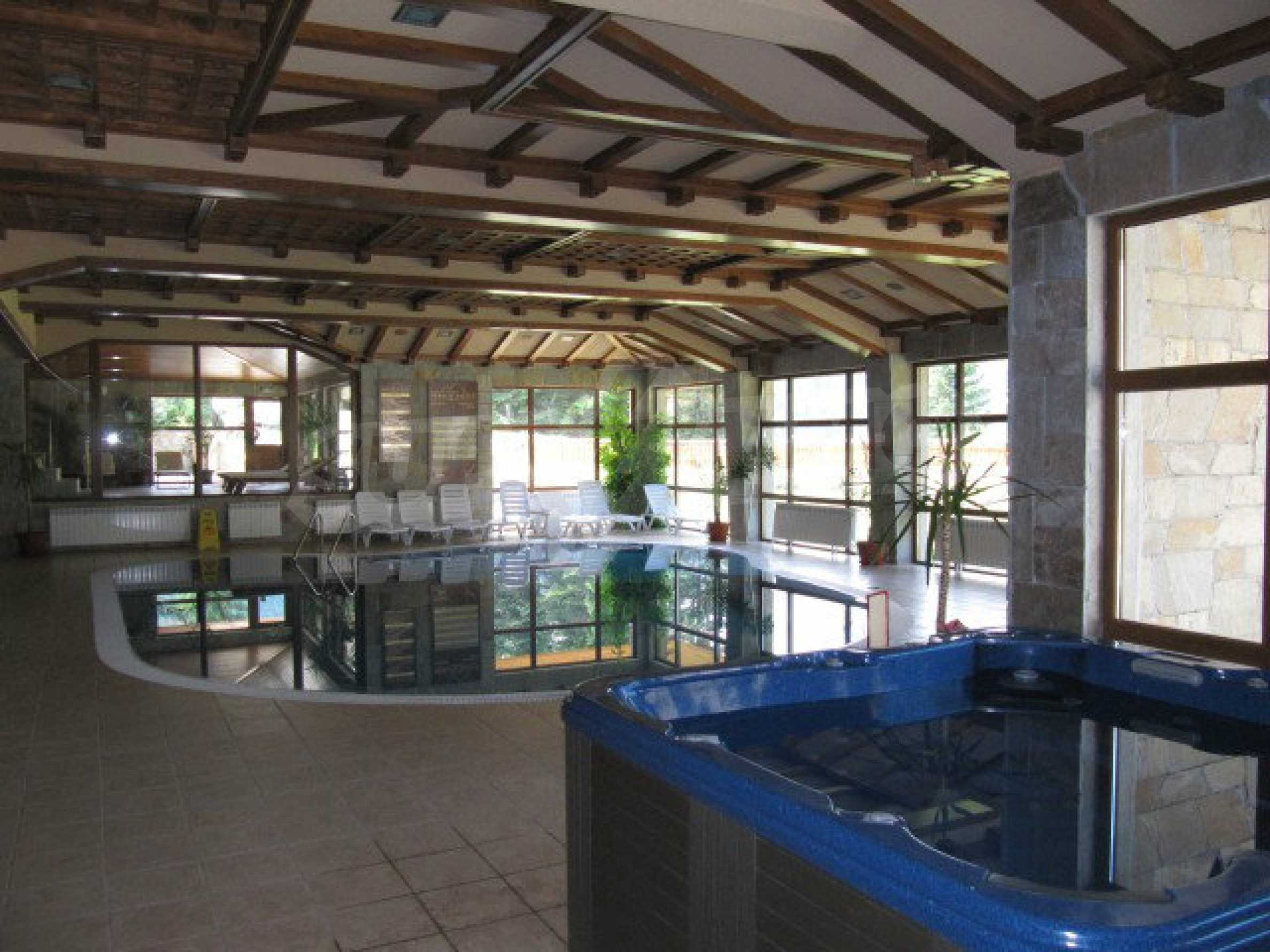 Luxury furnished studio in SPA Hotel Perelik Palace 16