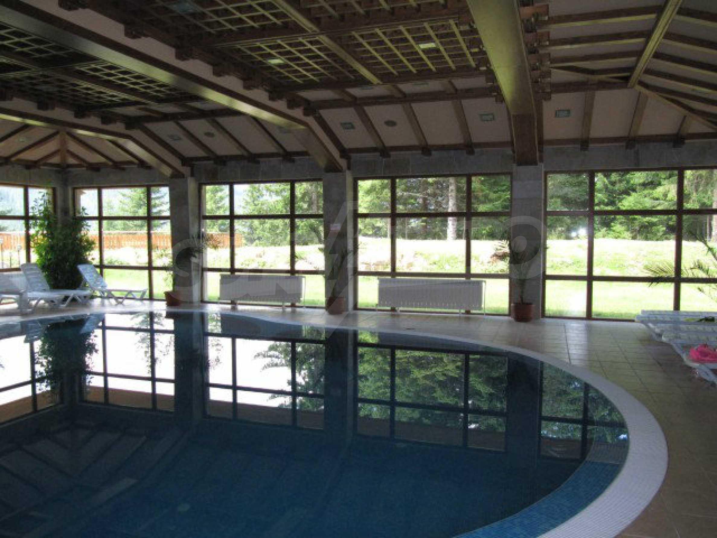 Luxury furnished studio in SPA Hotel Perelik Palace 17