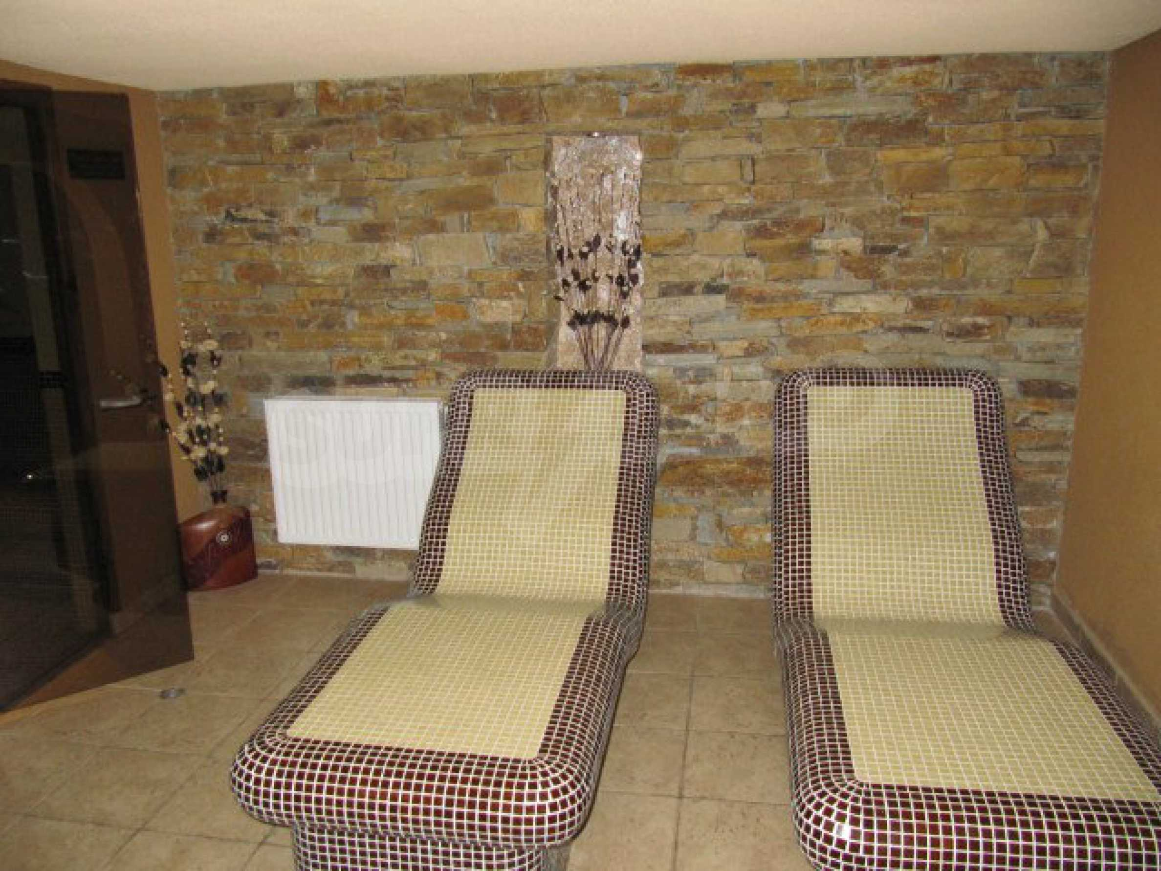Luxury furnished studio in SPA Hotel Perelik Palace 18