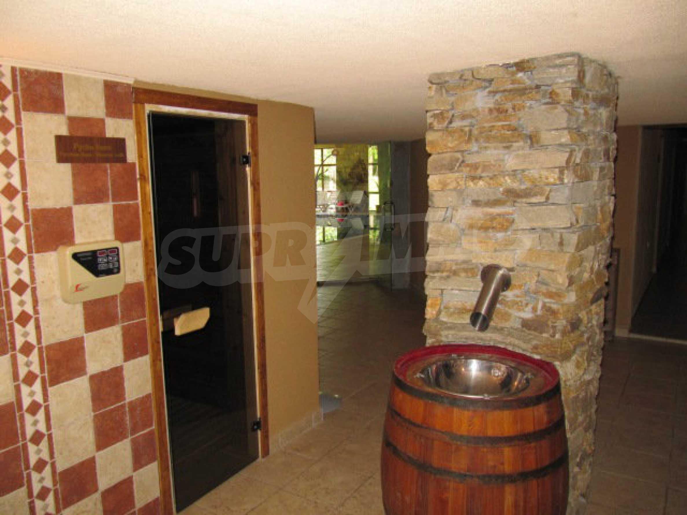 Luxury furnished studio in SPA Hotel Perelik Palace 19