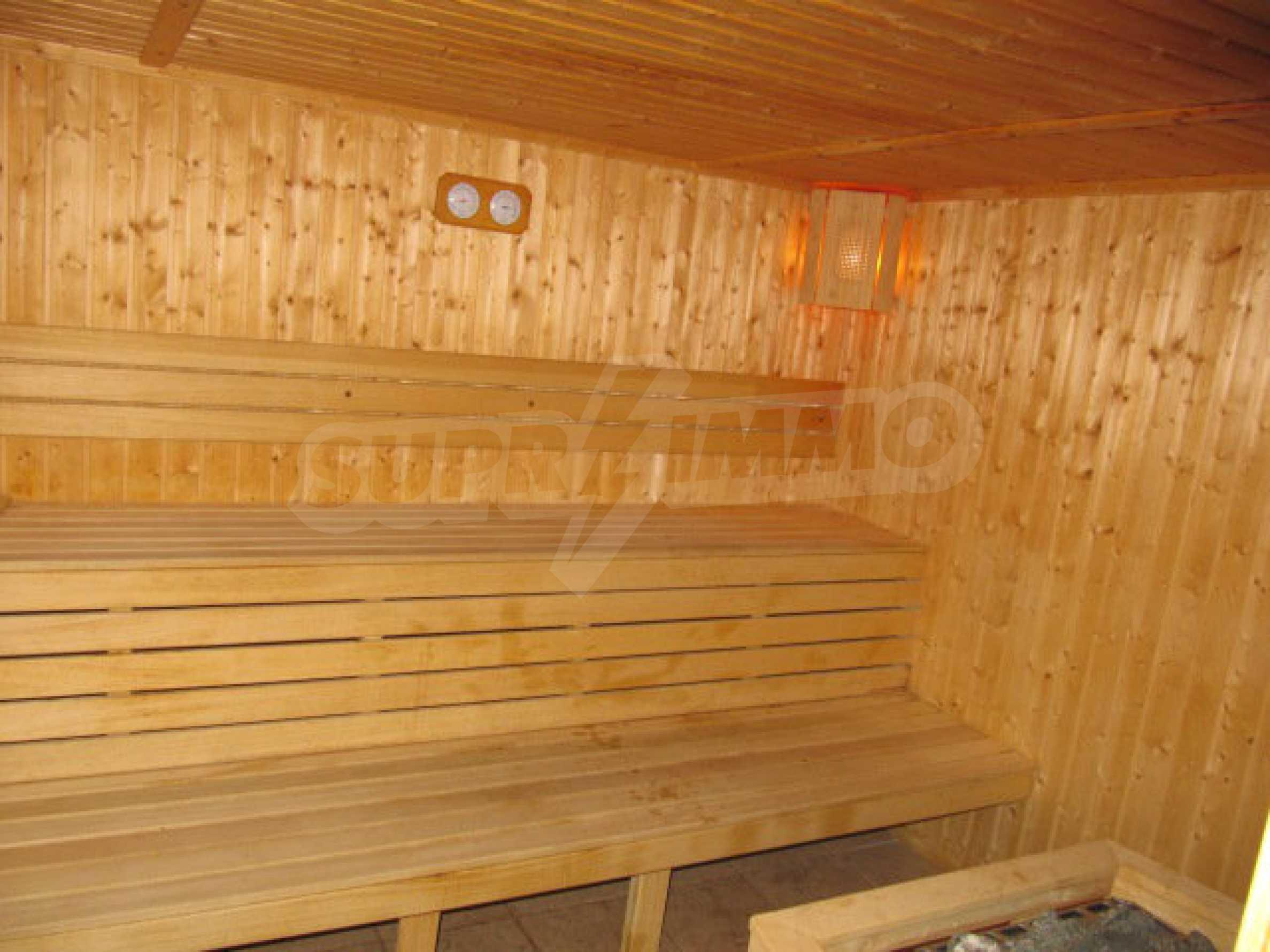 Luxury furnished studio in SPA Hotel Perelik Palace 21