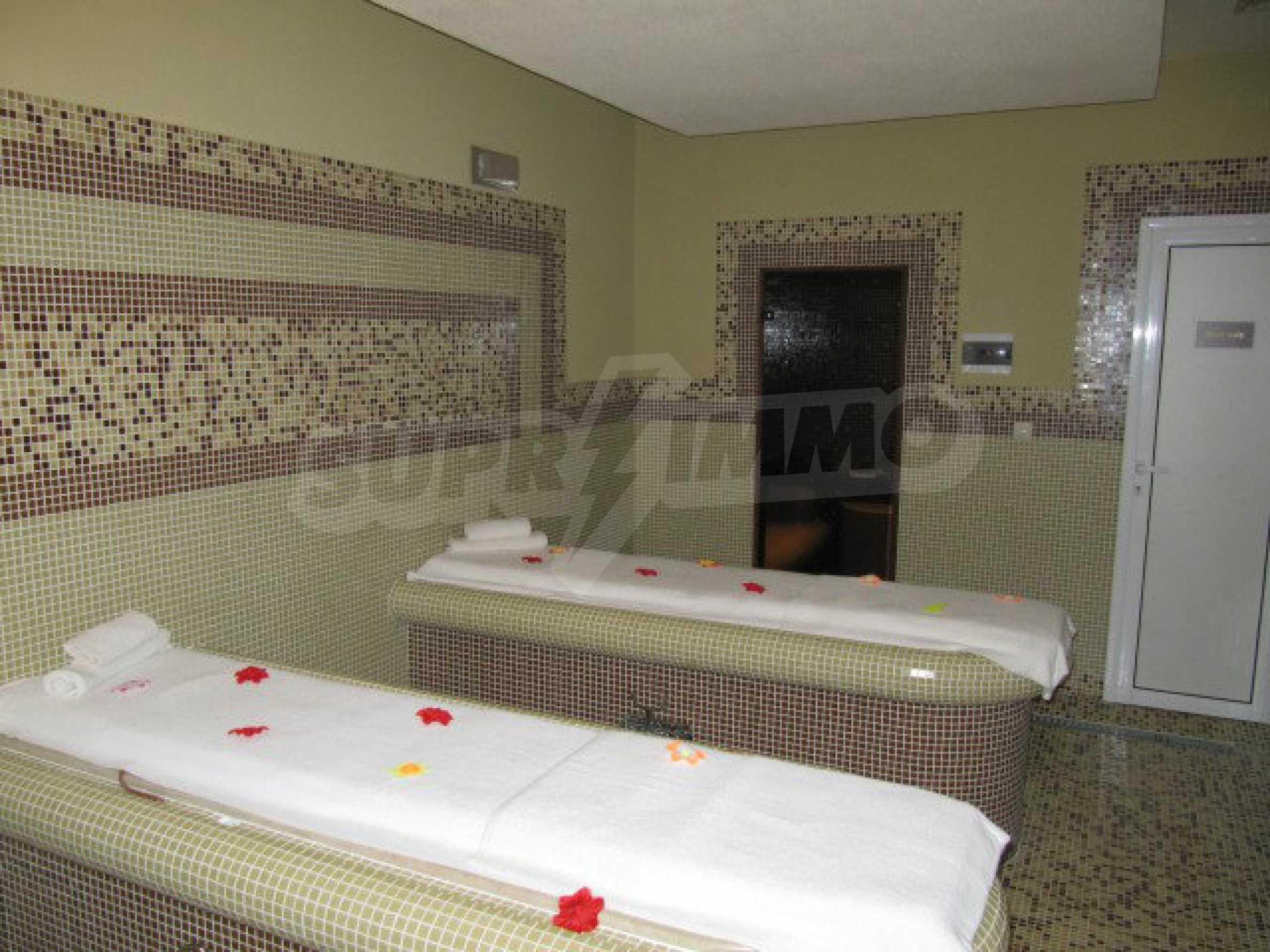 Luxury furnished studio in SPA Hotel Perelik Palace 23