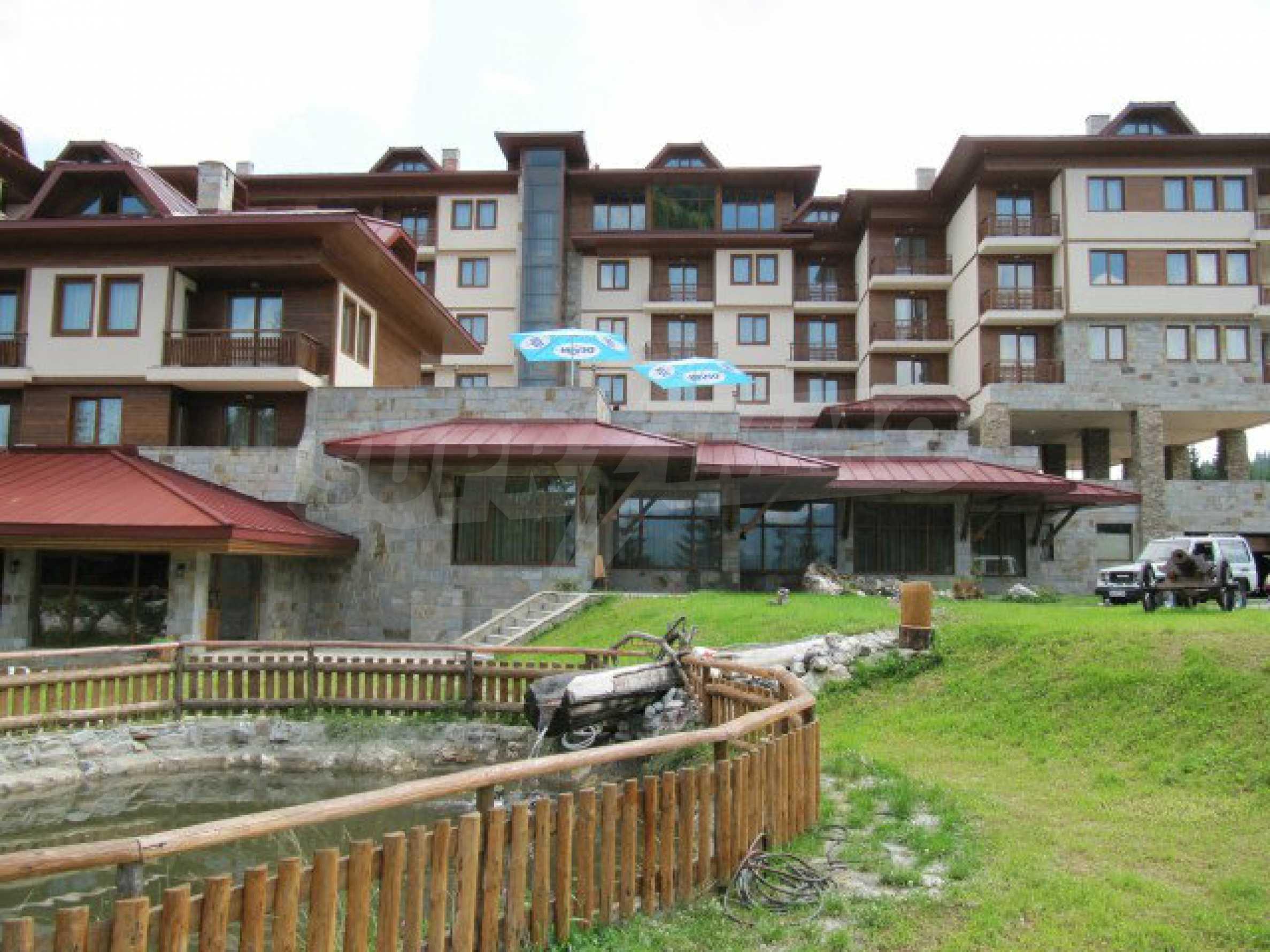 Luxury furnished studio in SPA Hotel Perelik Palace 27