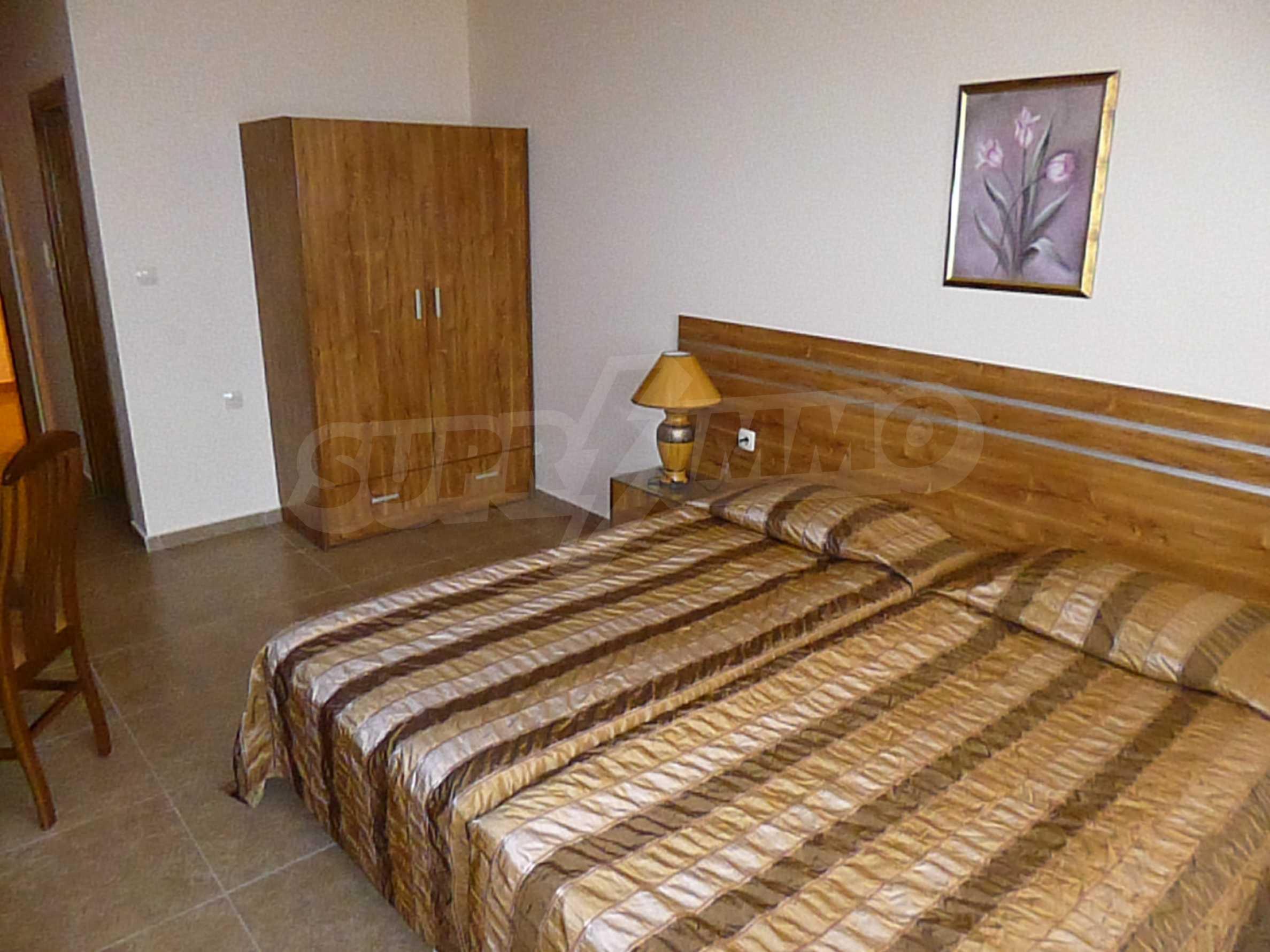 Luxury furnished studio in SPA Hotel Perelik Palace 2
