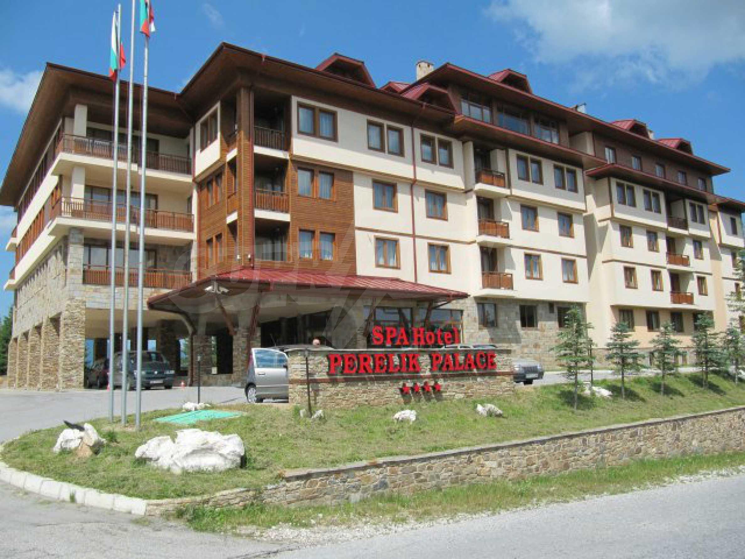 Luxury furnished studio in SPA Hotel Perelik Palace 29