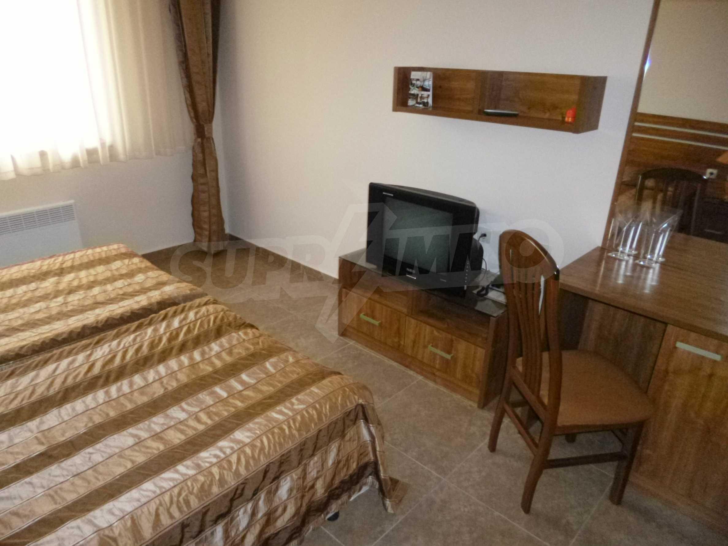 Luxury furnished studio in SPA Hotel Perelik Palace 3