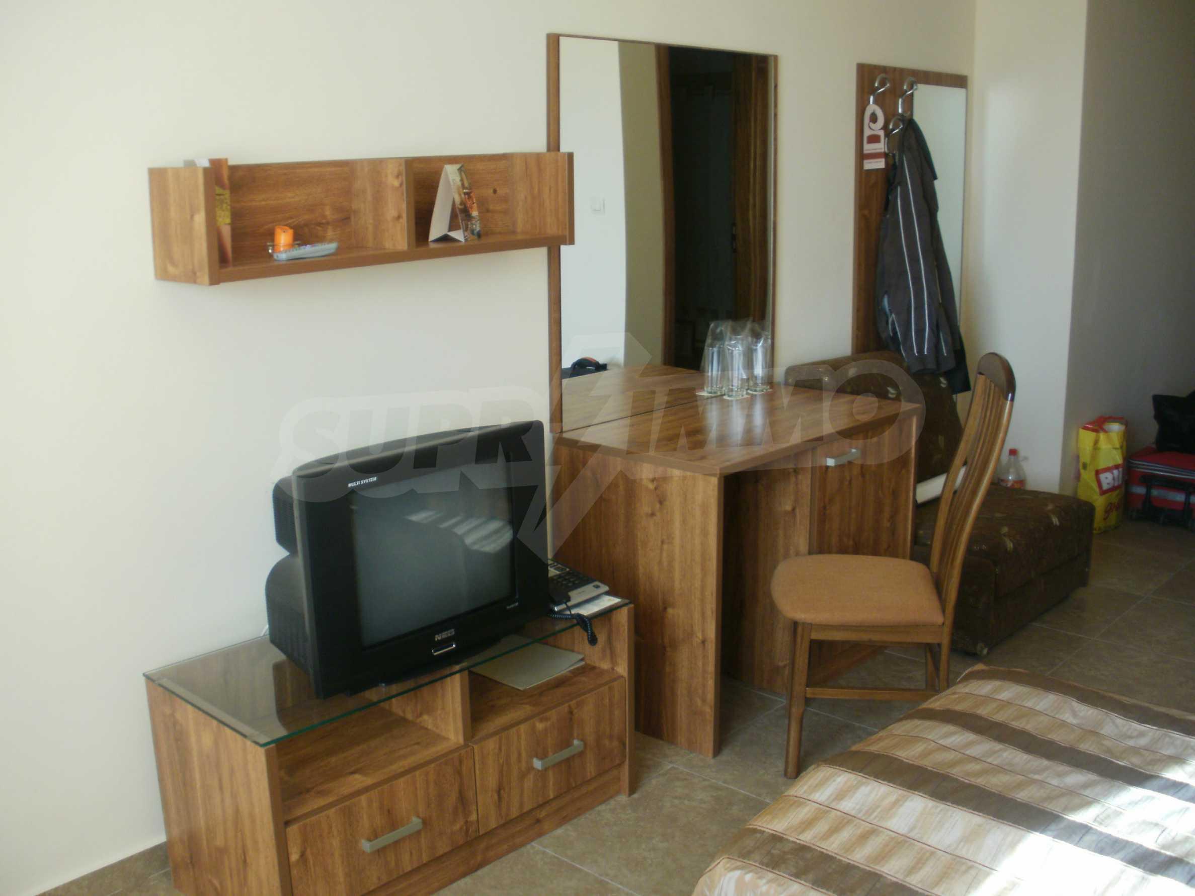 Luxury furnished studio in SPA Hotel Perelik Palace 5