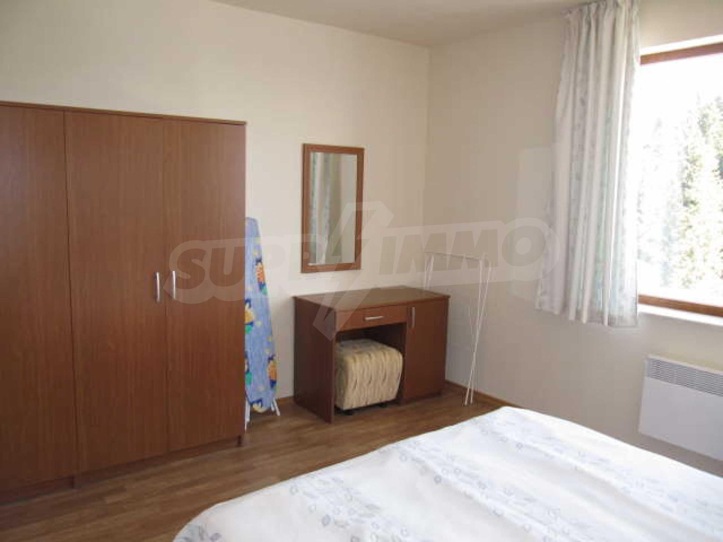 Komplett eingerichtete und ausgestattete Wohnung im Lucky-Komplex in Pamporovo 9