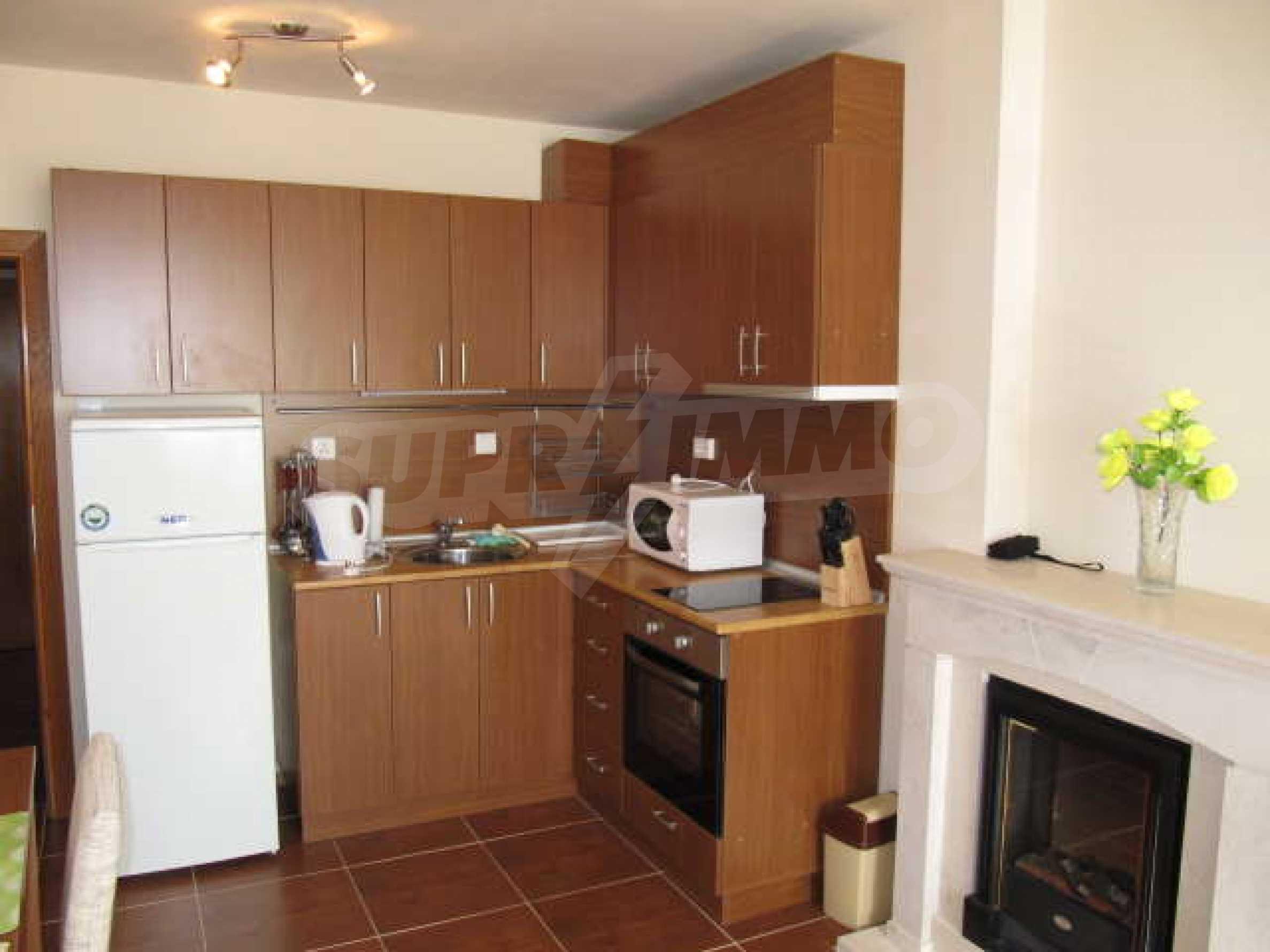 Komplett eingerichtete und ausgestattete Wohnung im Lucky-Komplex in Pamporovo 3