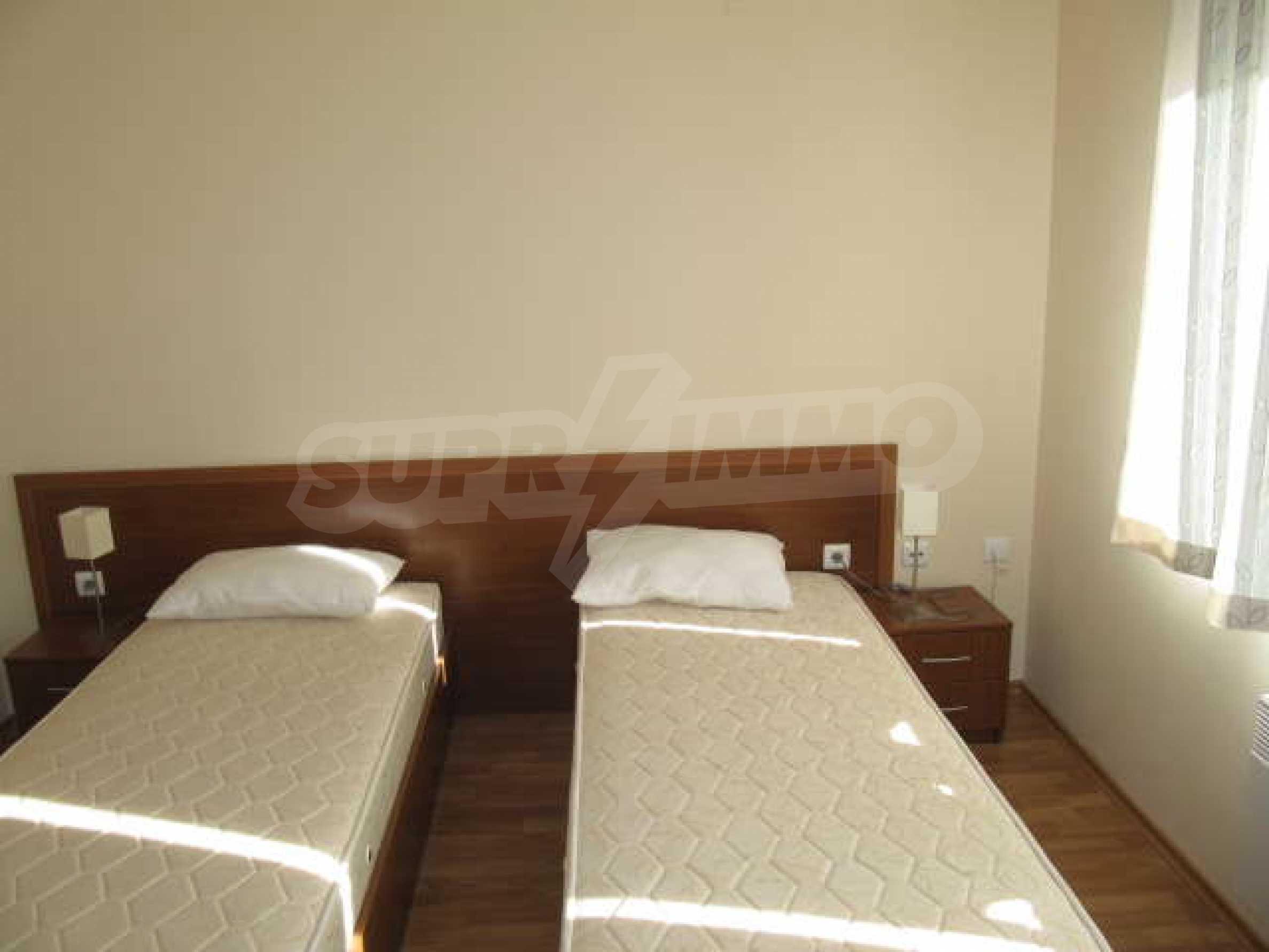 Komplett eingerichtete und ausgestattete Wohnung im Lucky-Komplex in Pamporovo 4