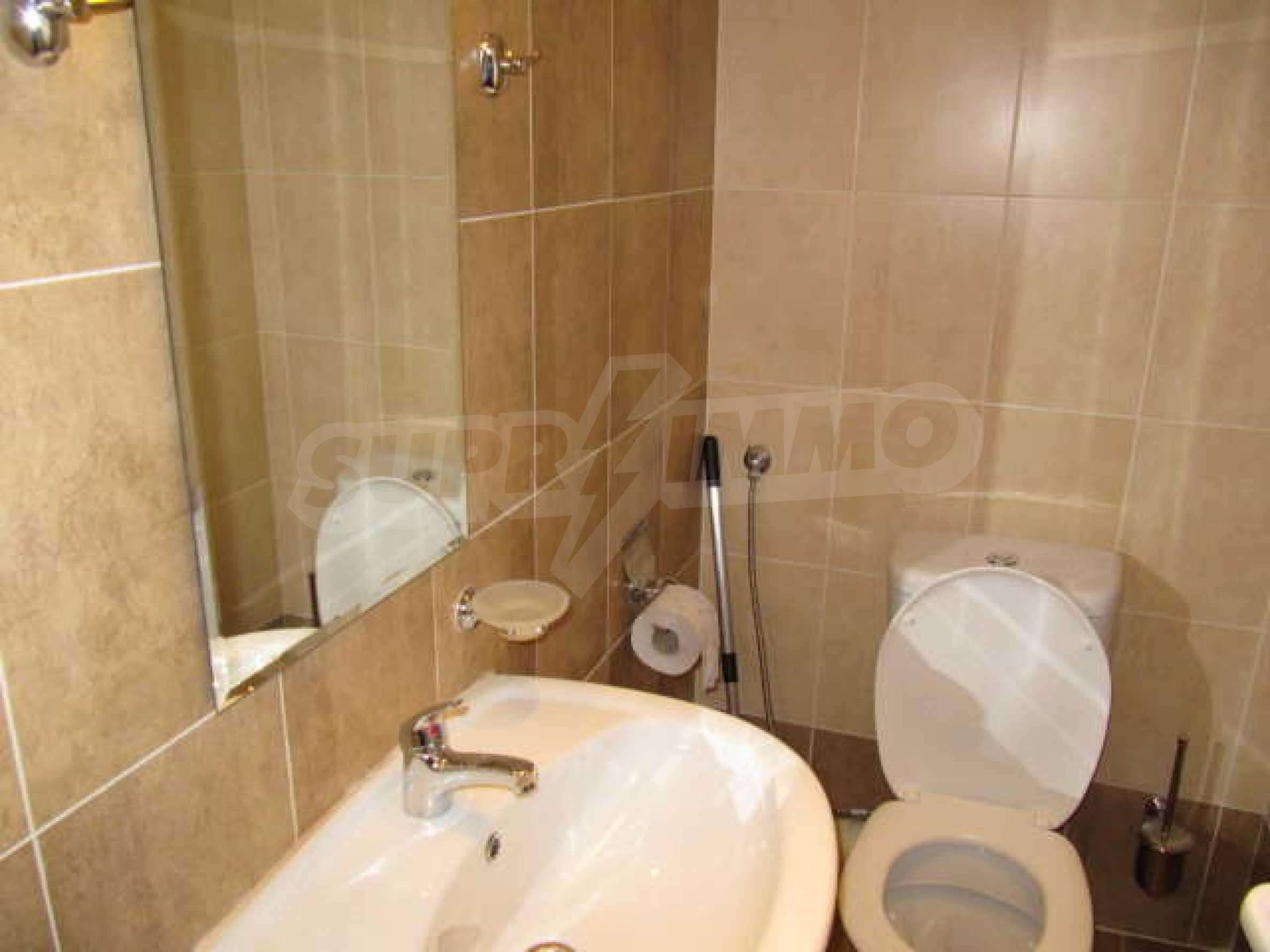 Komplett eingerichtete und ausgestattete Wohnung im Lucky-Komplex in Pamporovo 6