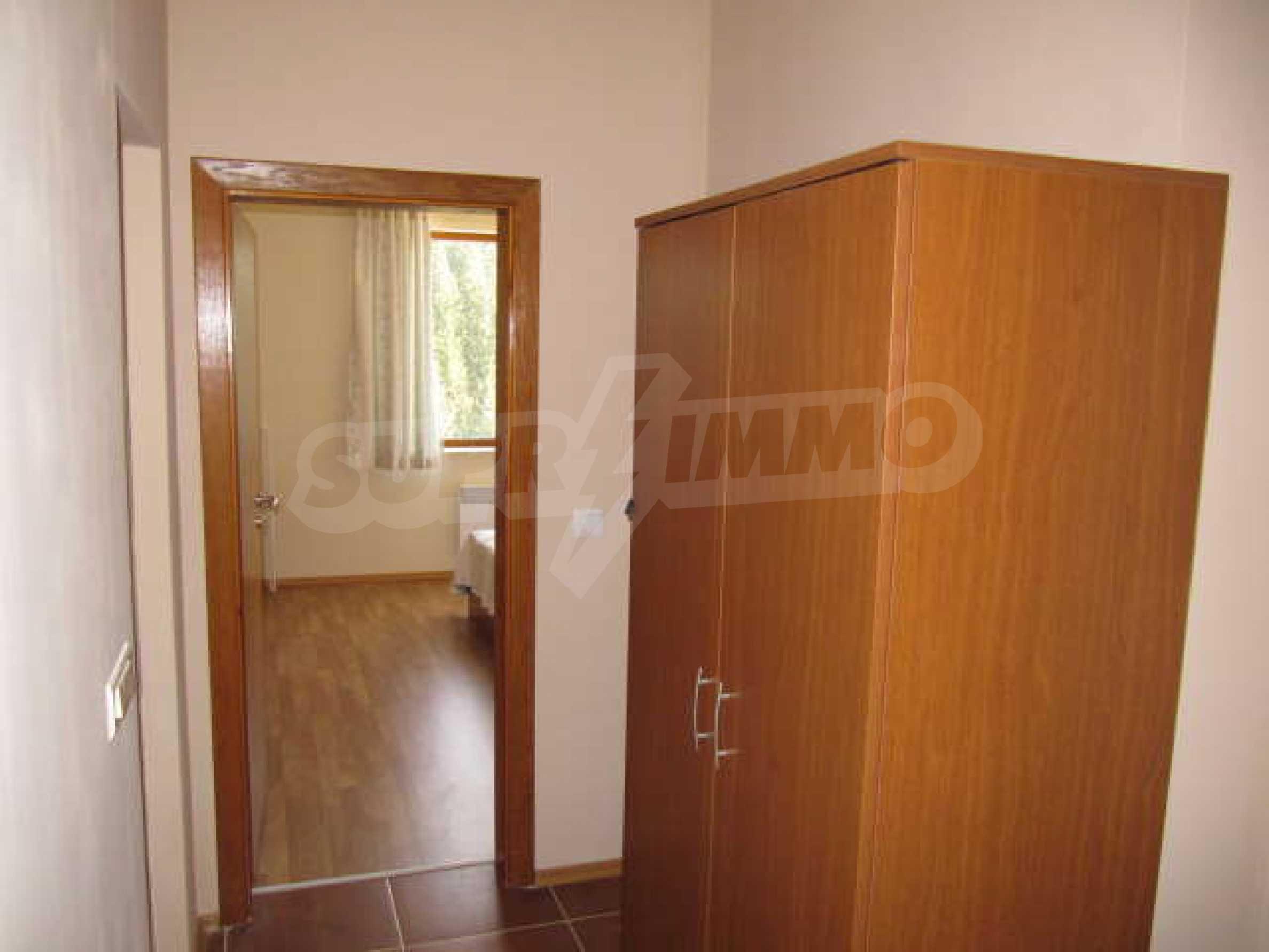 Komplett eingerichtete und ausgestattete Wohnung im Lucky-Komplex in Pamporovo 7
