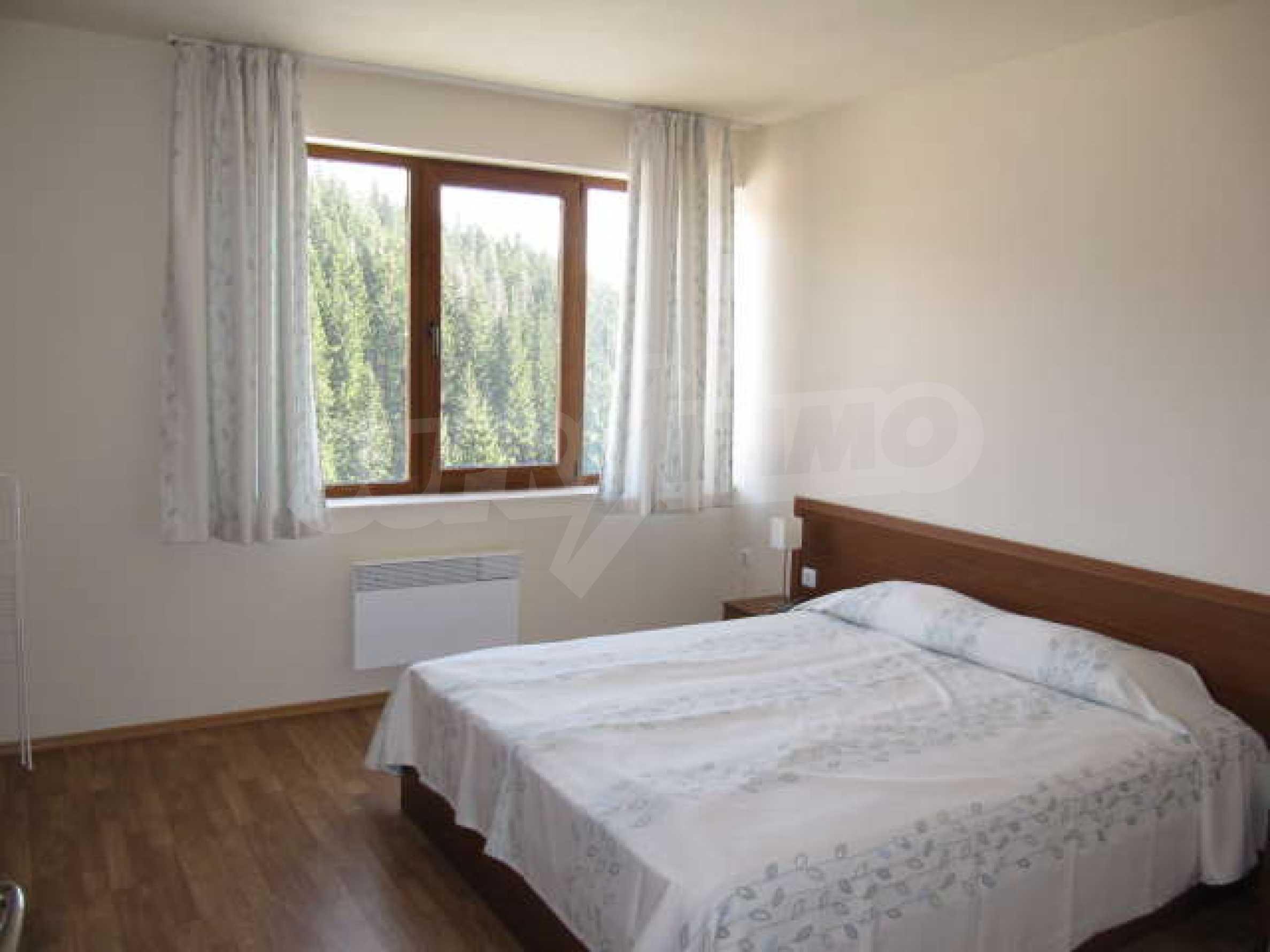 Komplett eingerichtete und ausgestattete Wohnung im Lucky-Komplex in Pamporovo 8