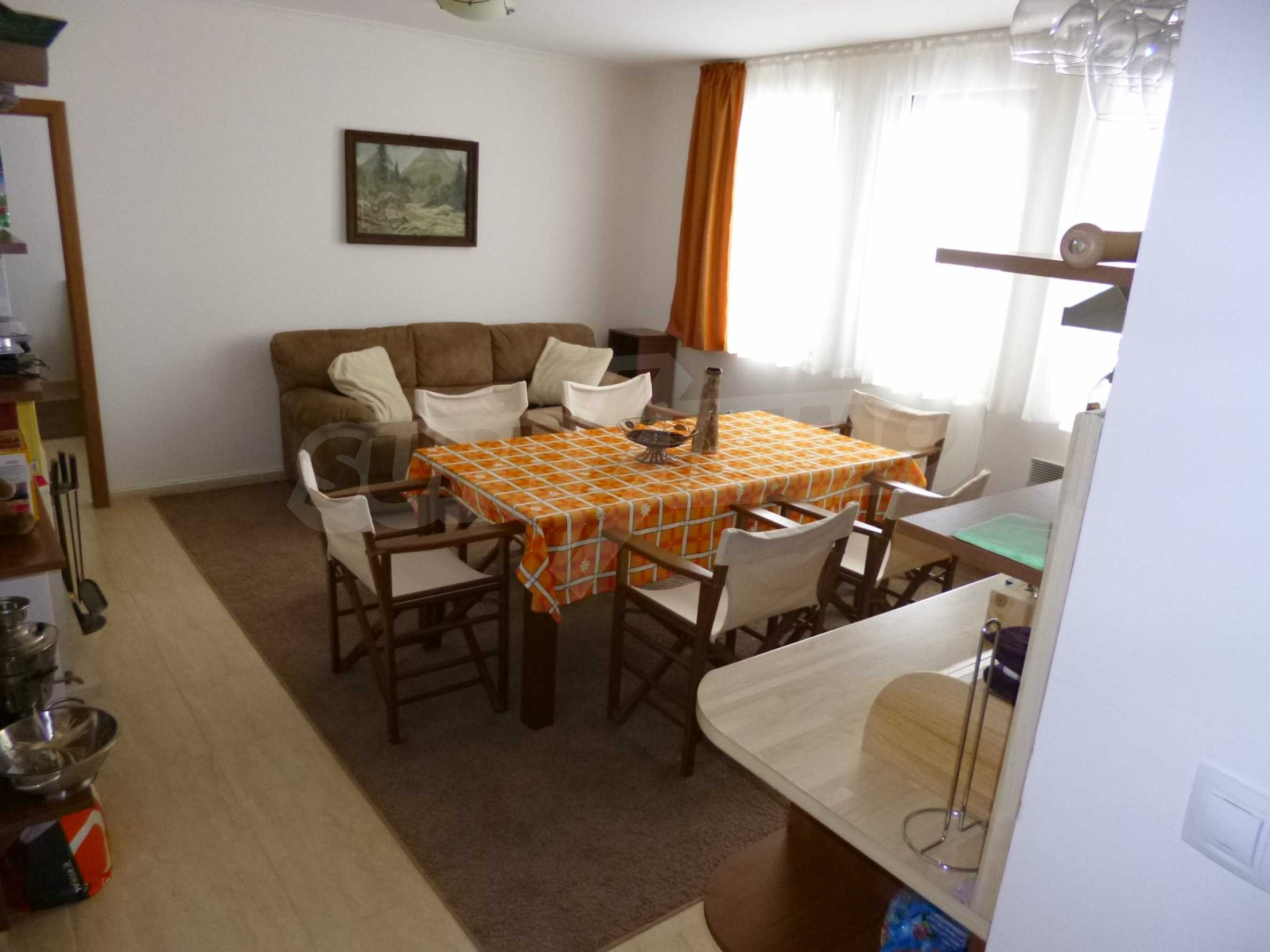 Apartment in the gated complex Grand Monastery in Pamporovo  1