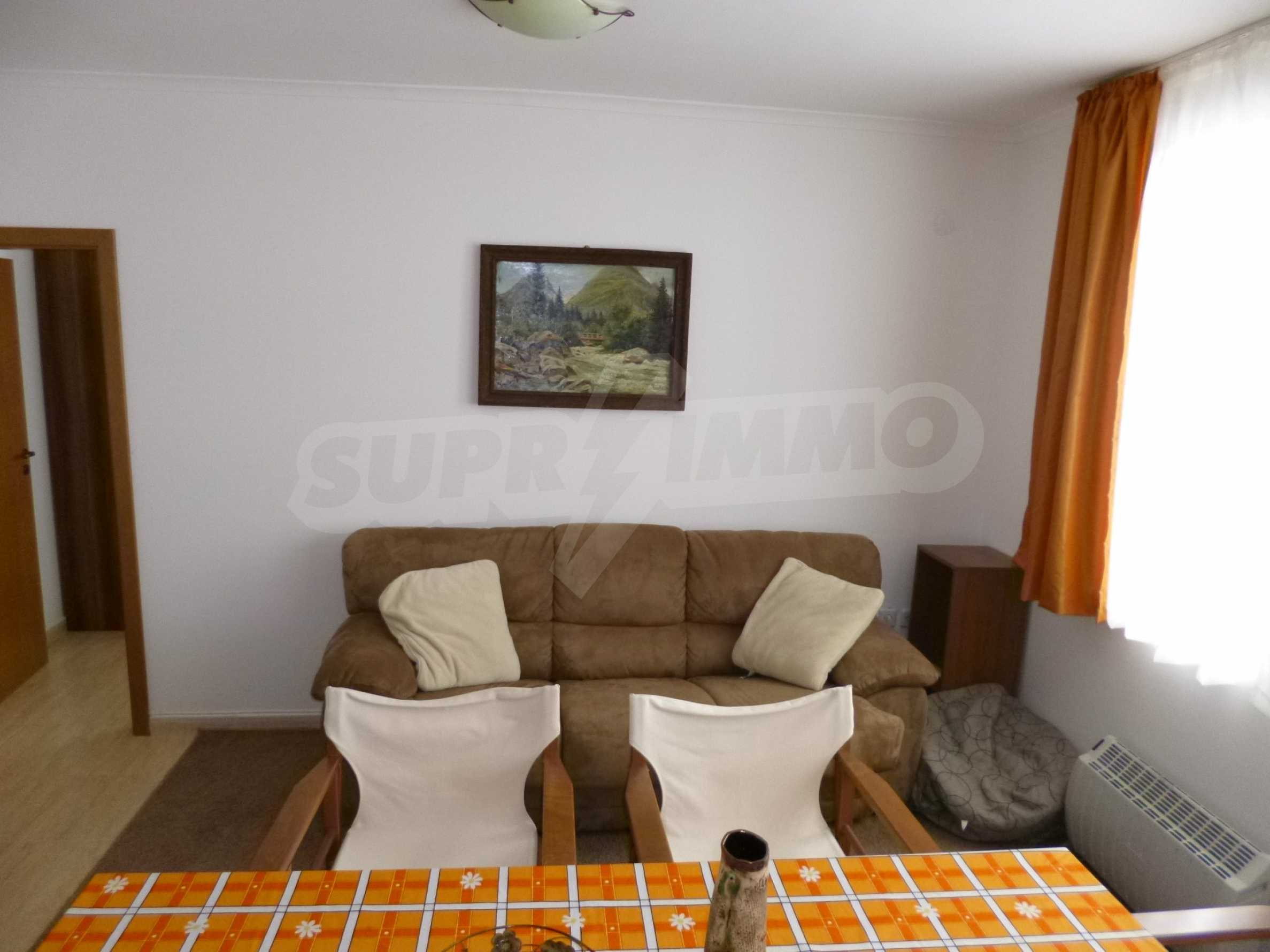 Apartment in the gated complex Grand Monastery in Pamporovo  3