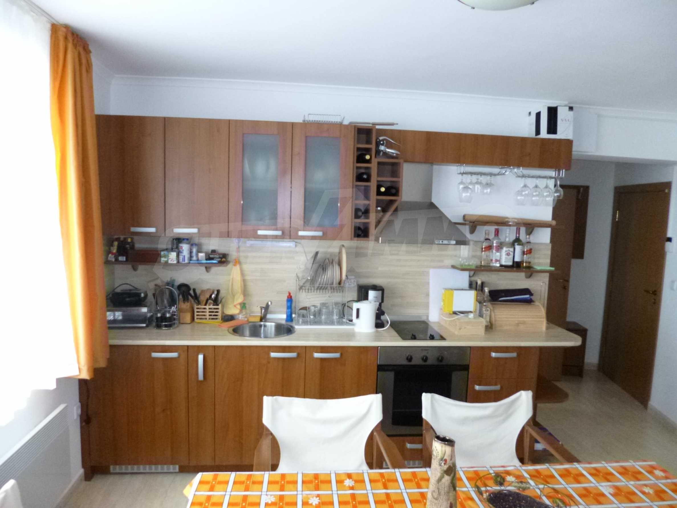 Apartment in the gated complex Grand Monastery in Pamporovo  6