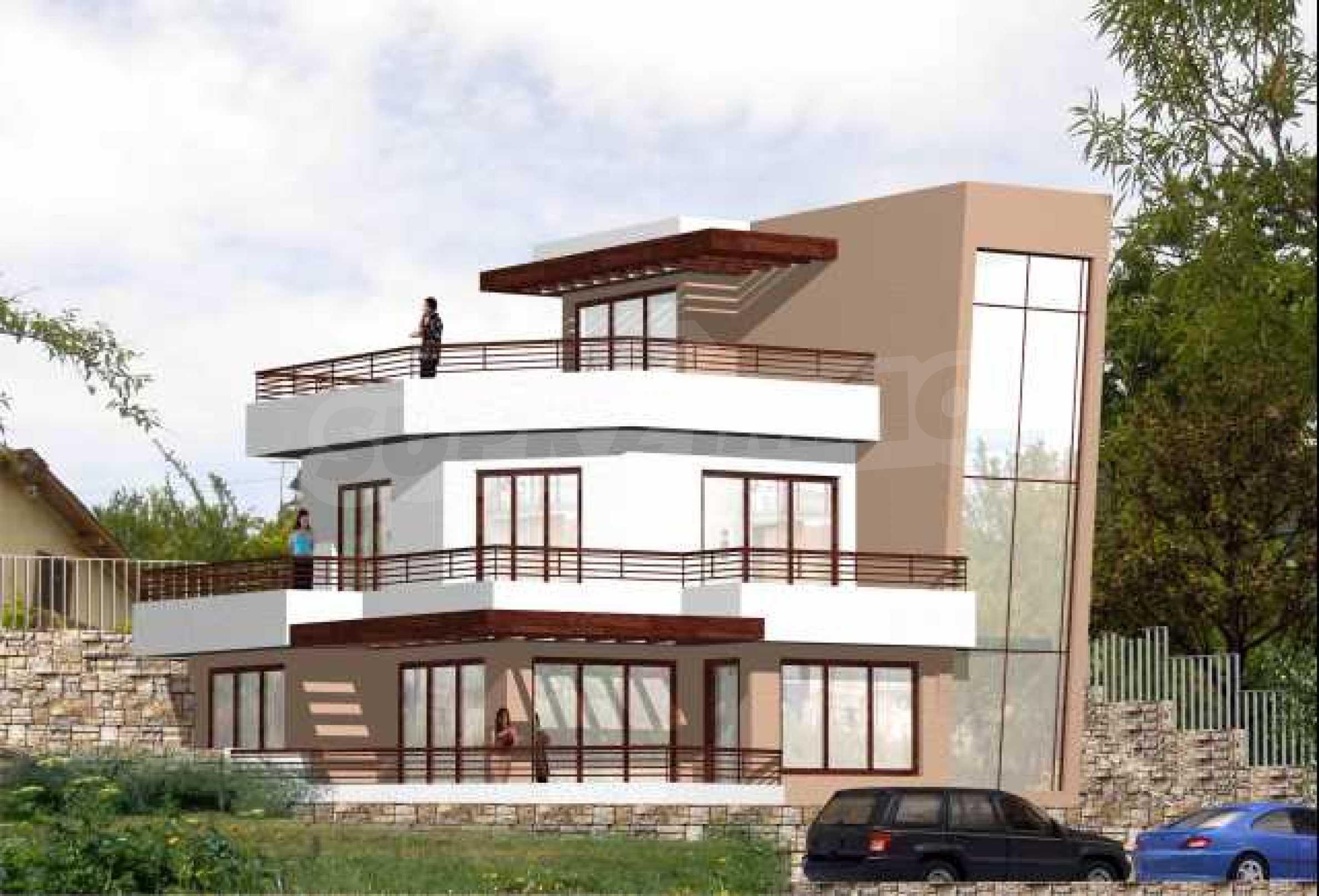 Роскошные дома для продажи недалеко от курорта Албена