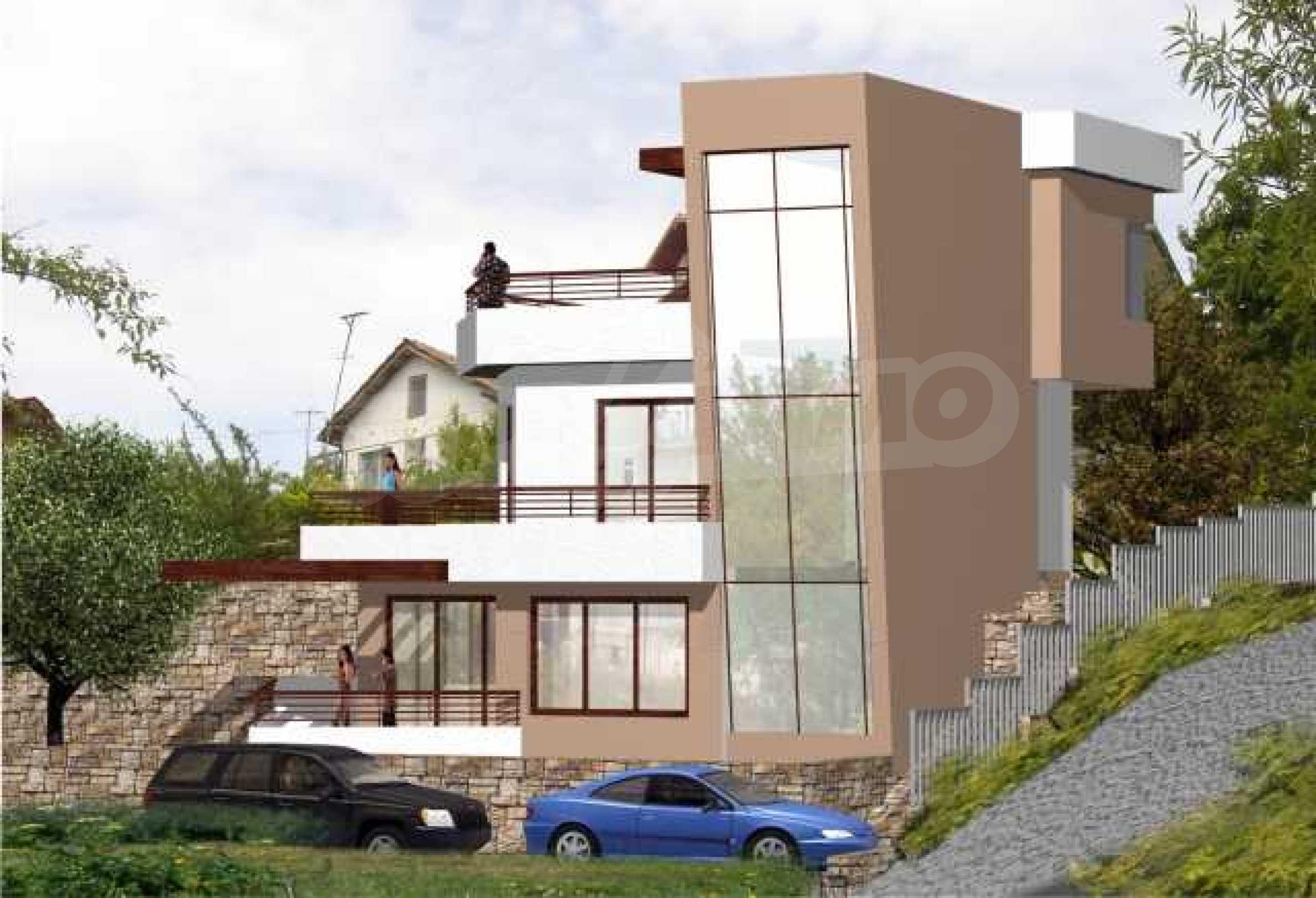 Роскошные дома для продажи недалеко от курорта Албена 1