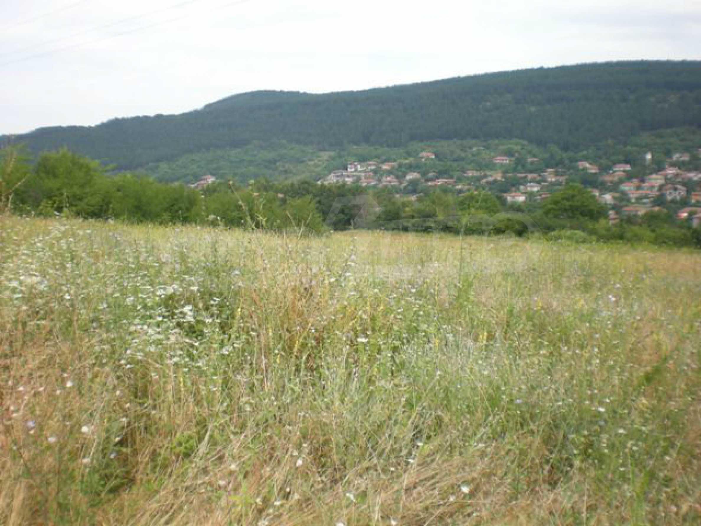 Парцели до регулация само на 3 км от Велико Търново  5