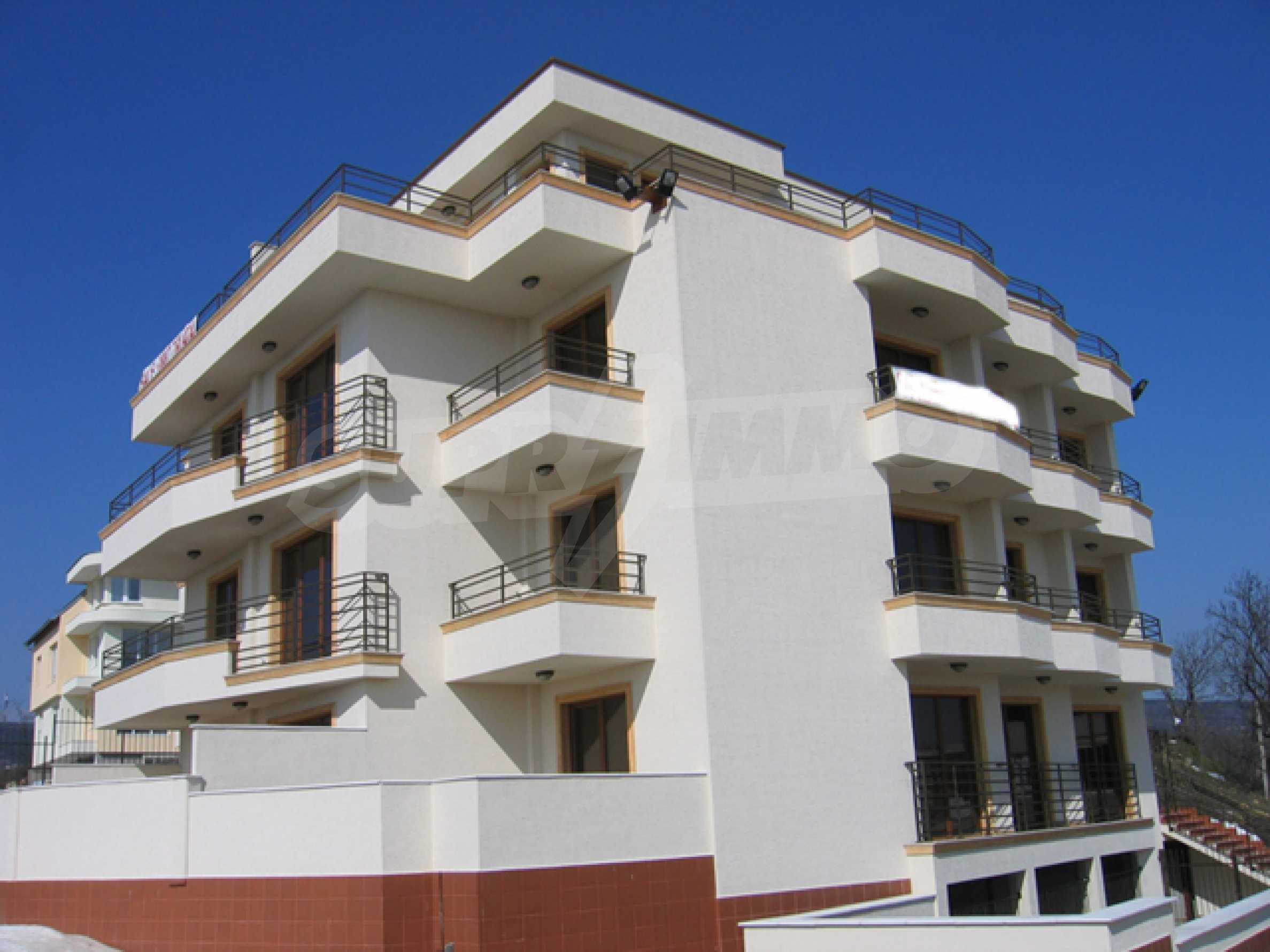 Апартаменти Морски бриз