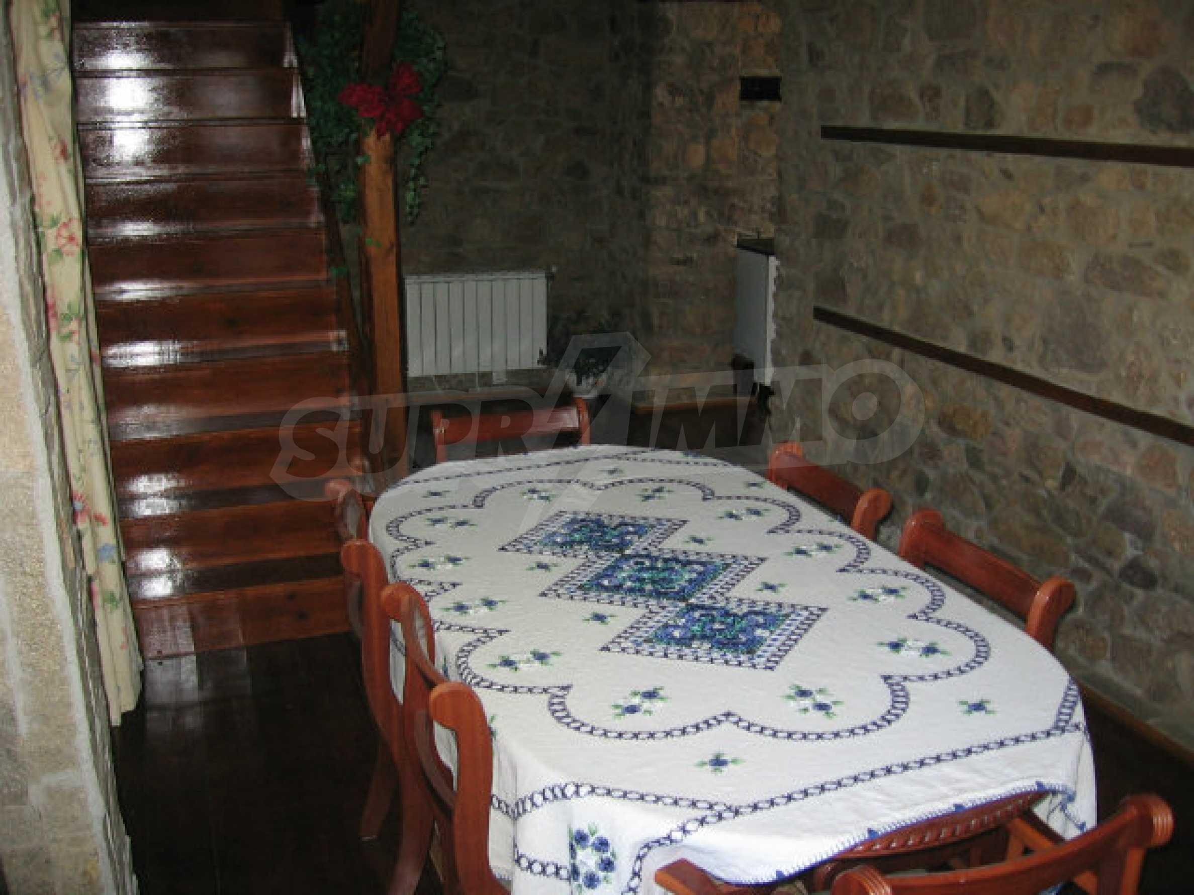Restored and furnished three-storey house in a quiet village near Smolyan 9