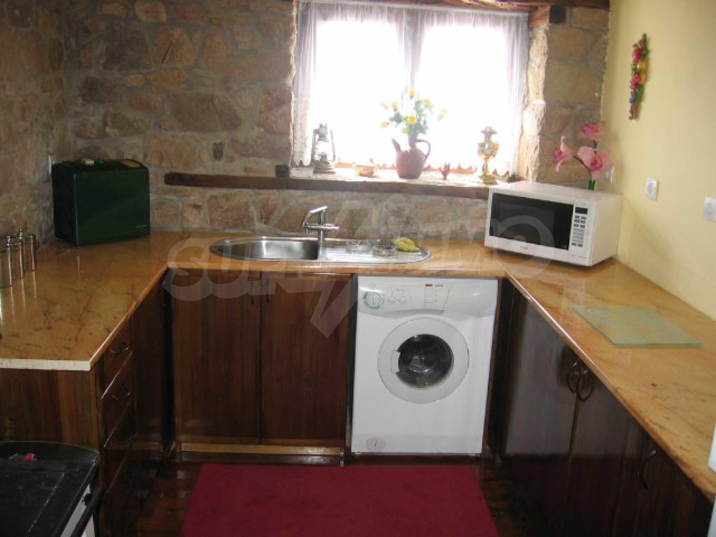 Restored and furnished three-storey house in a quiet village near Smolyan 16