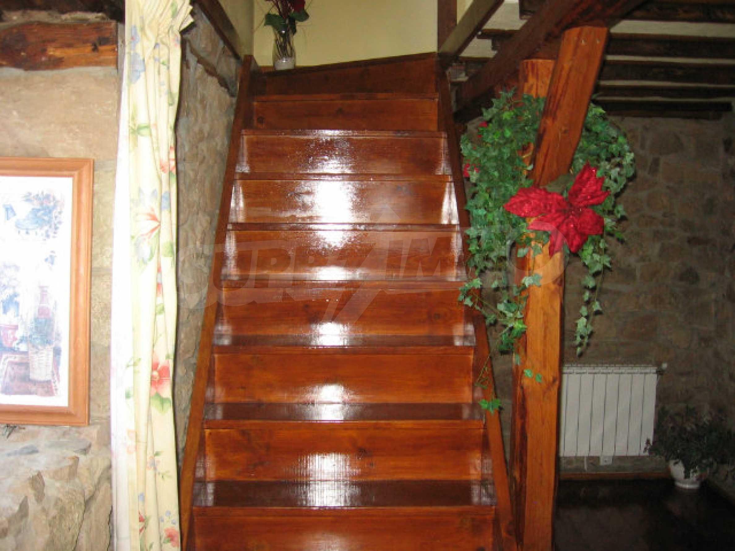 Restored and furnished three-storey house in a quiet village near Smolyan 20