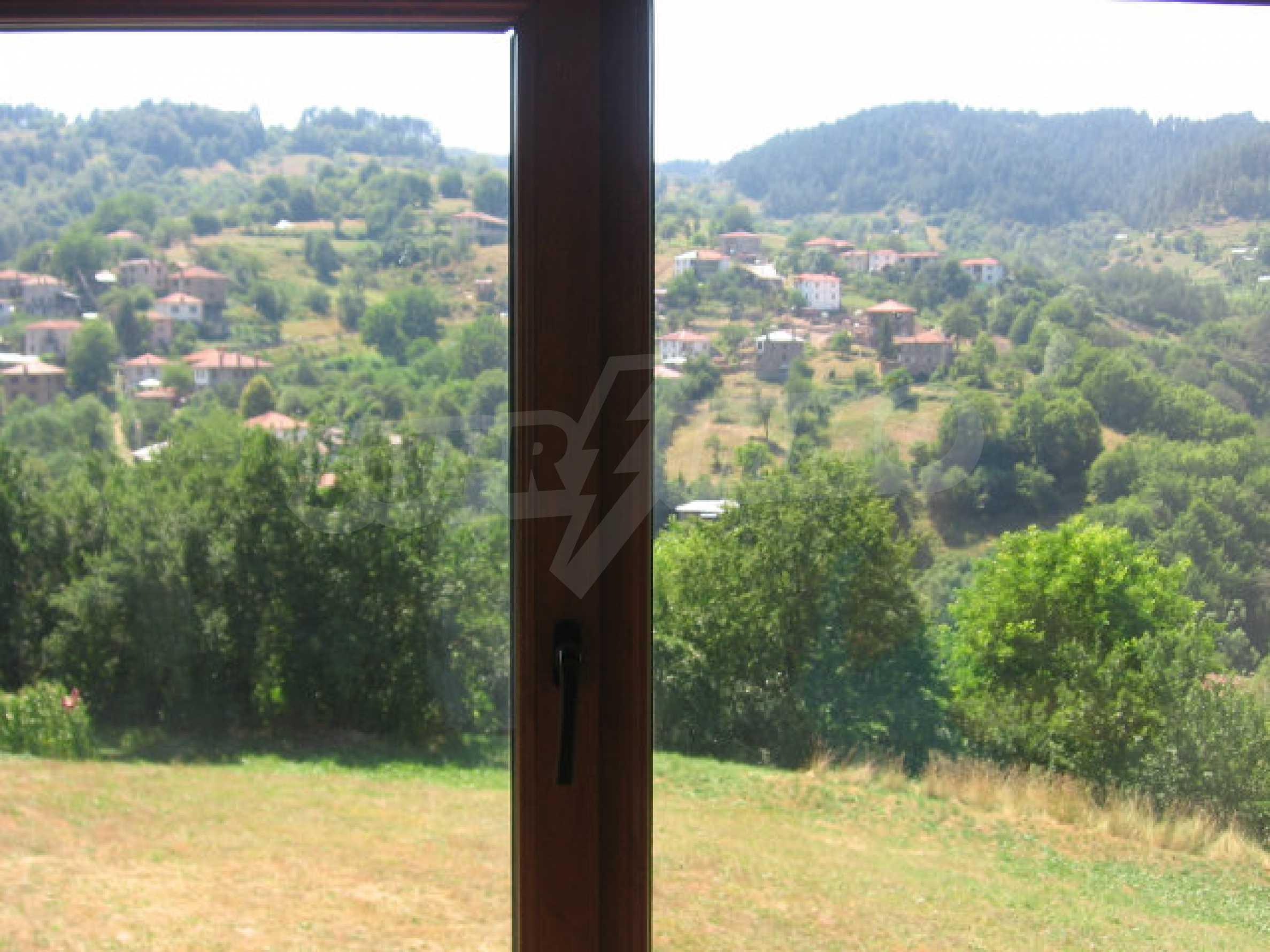 Restored and furnished three-storey house in a quiet village near Smolyan 33