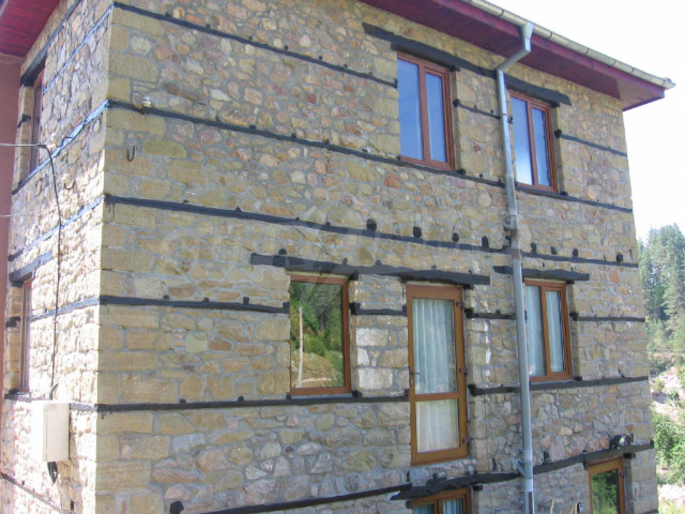 Restored and furnished three-storey house in a quiet village near Smolyan 3