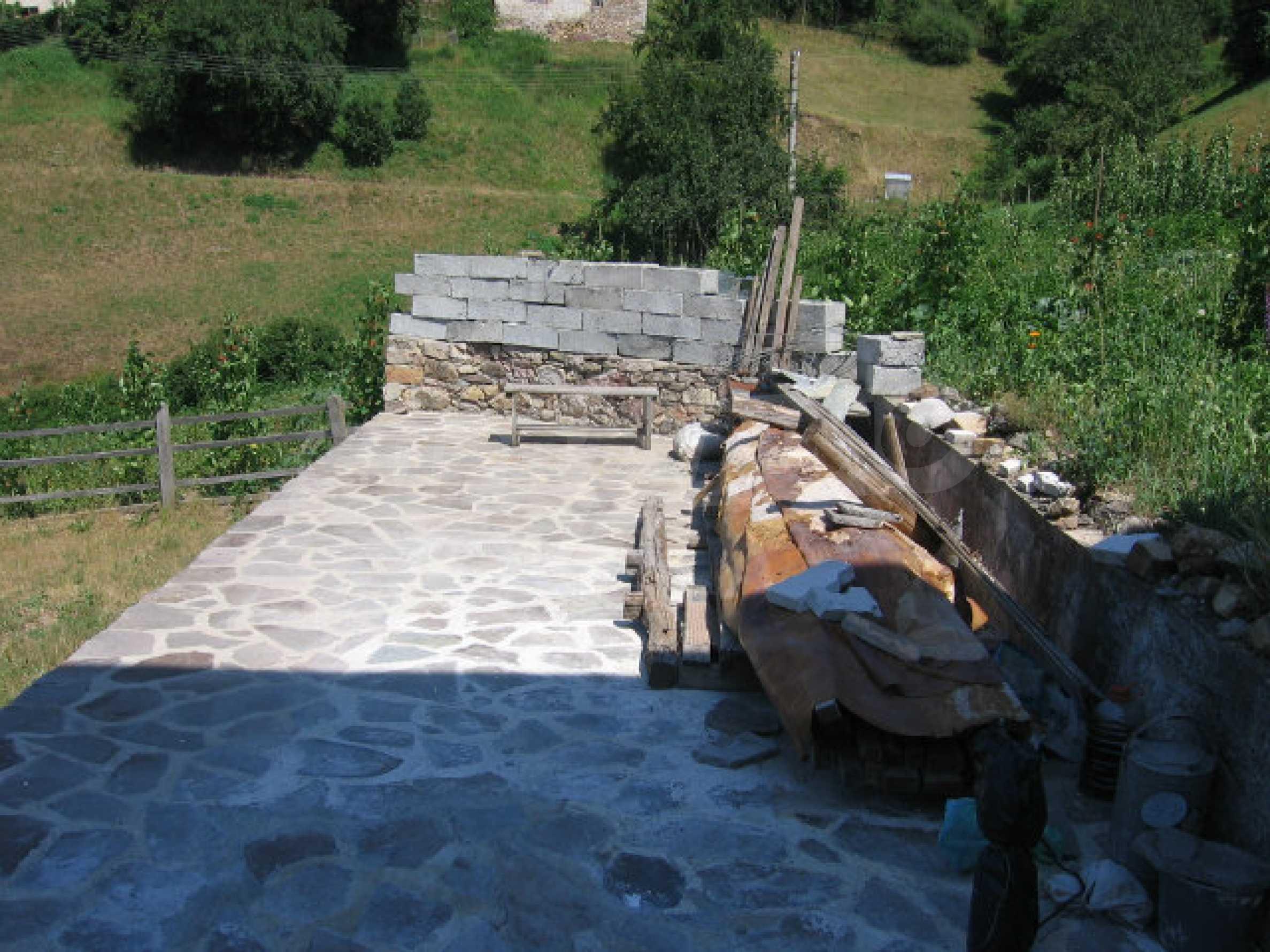 Restored and furnished three-storey house in a quiet village near Smolyan 6