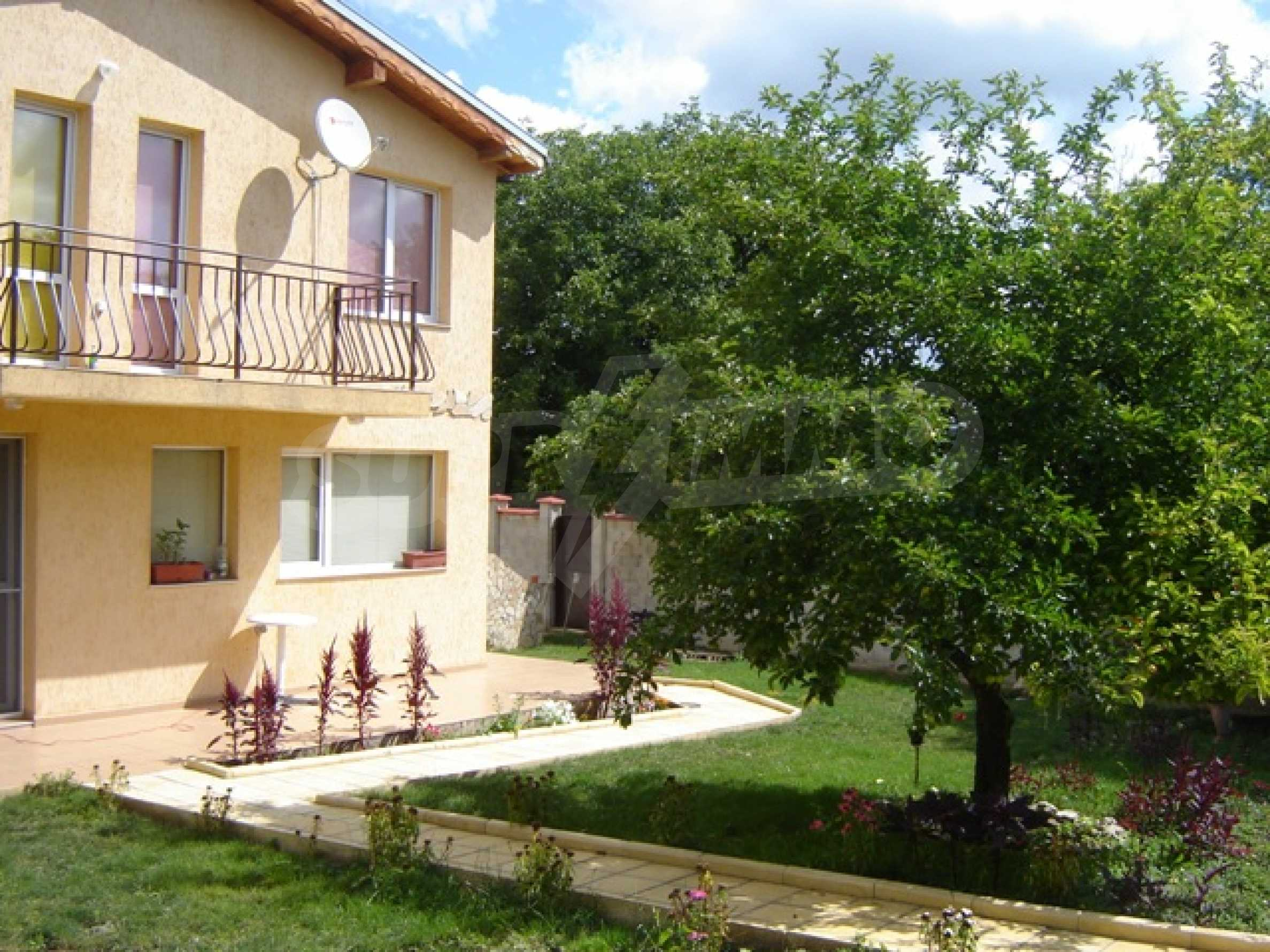 Two-storey house close to Varna 1