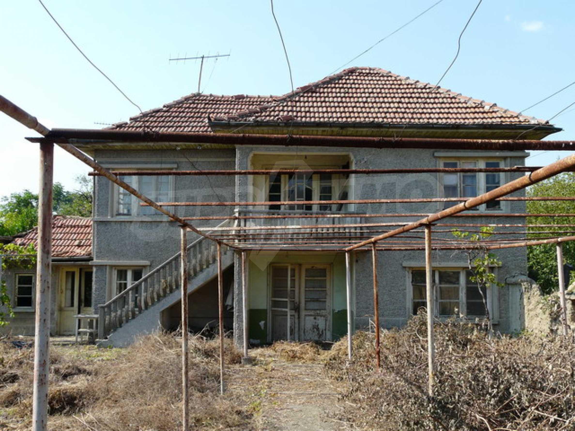 Прекрасный большой дом 3