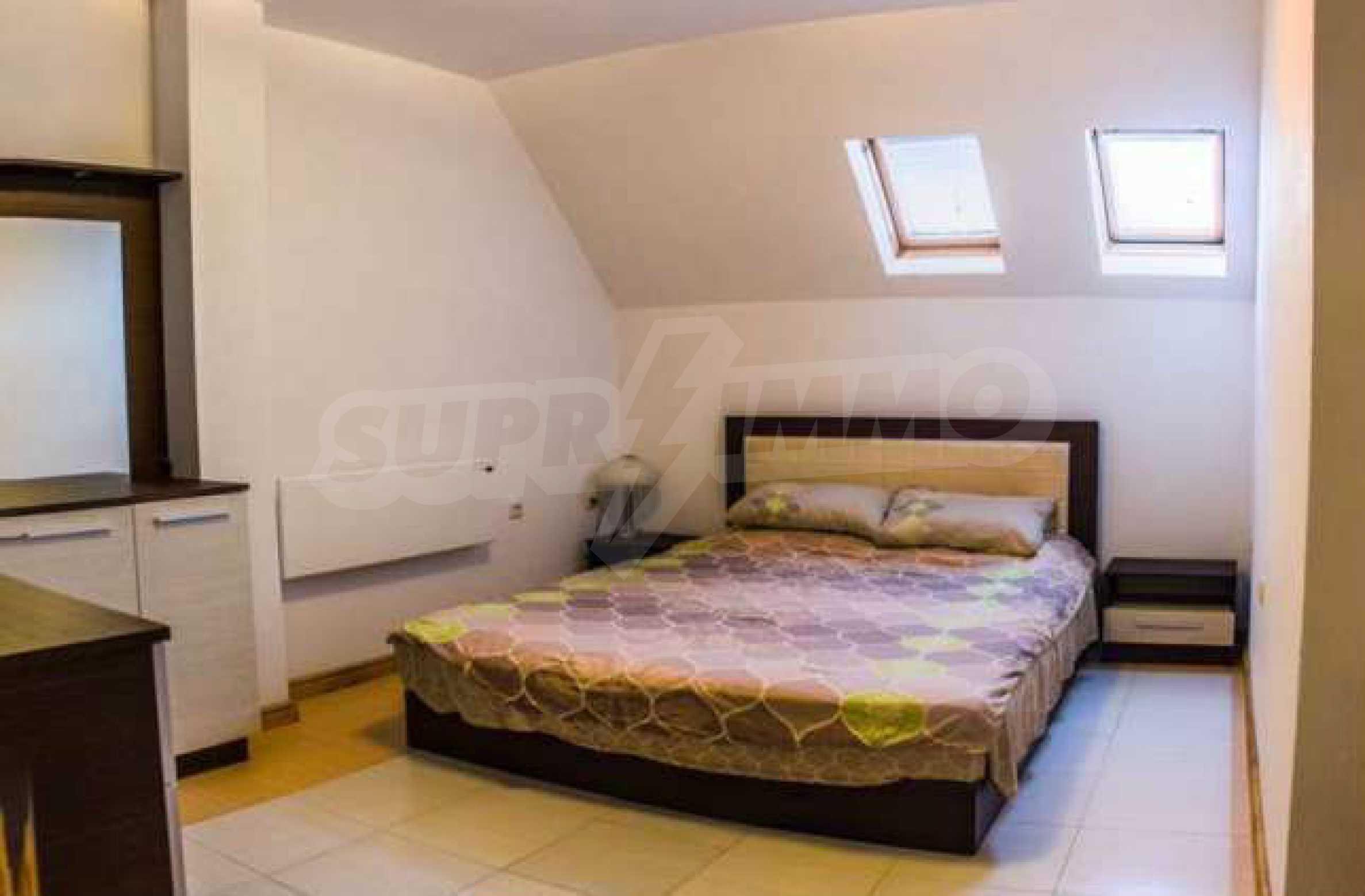 Новопостроен тристаен апартамент в кв. на град В. Търново  4