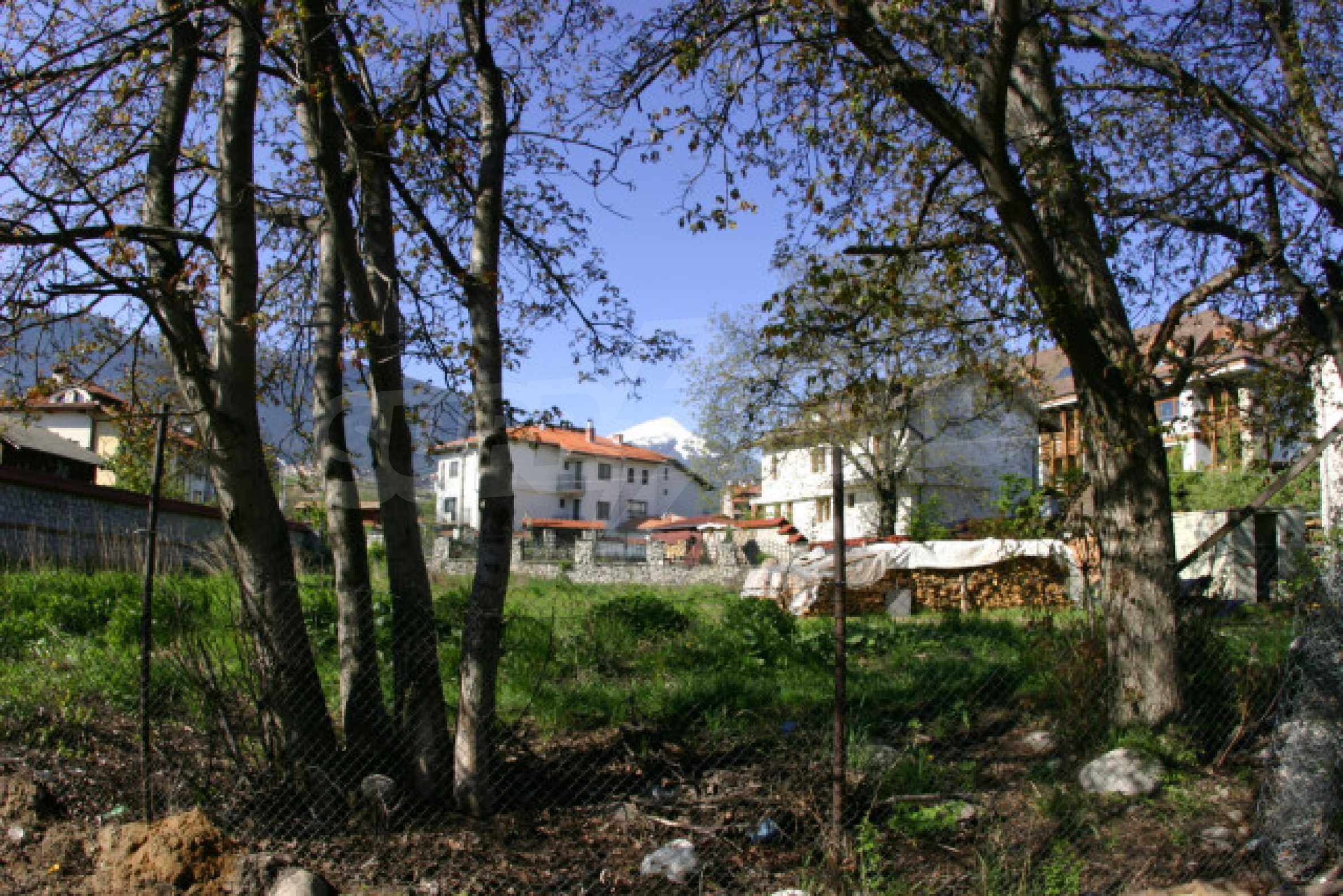 Урегулированный участок в Банско 6
